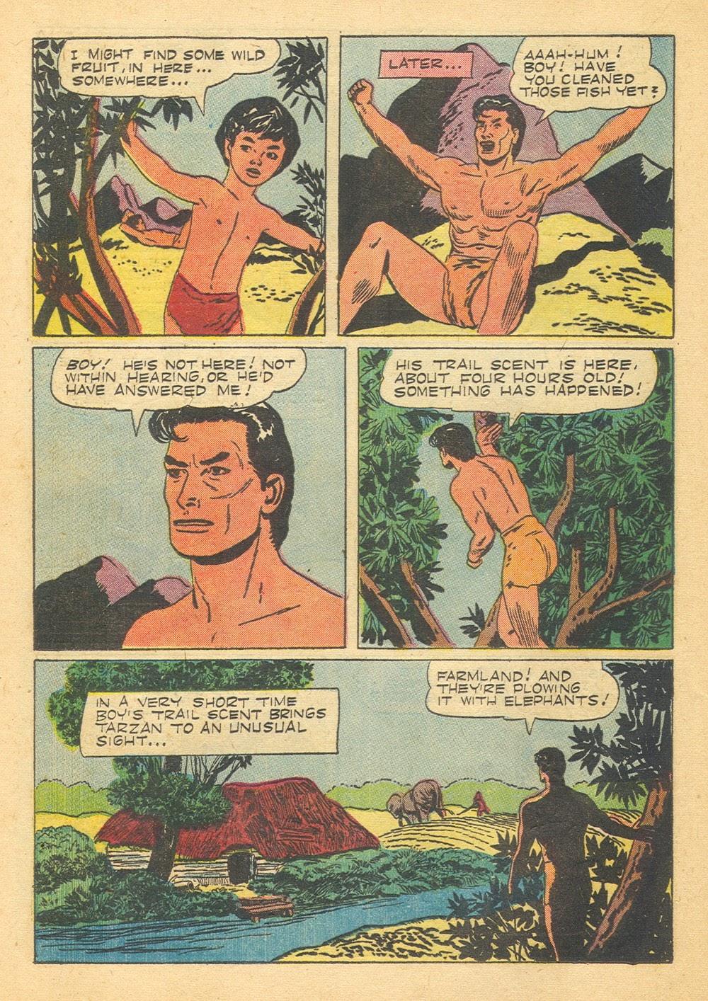 Tarzan (1948) issue 70 - Page 20