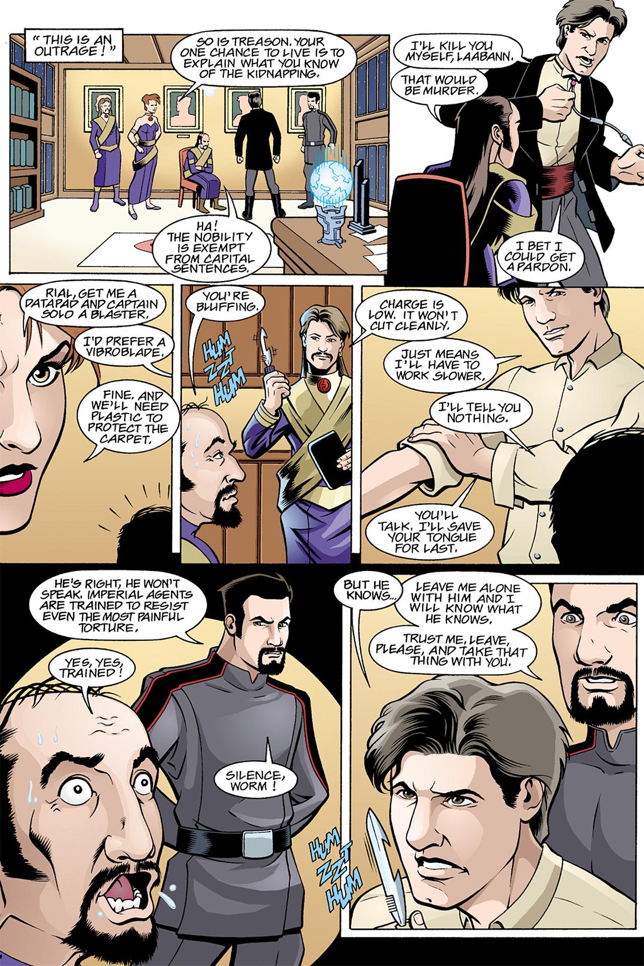 Read online Star Wars Omnibus comic -  Issue # Vol. 3 - 207