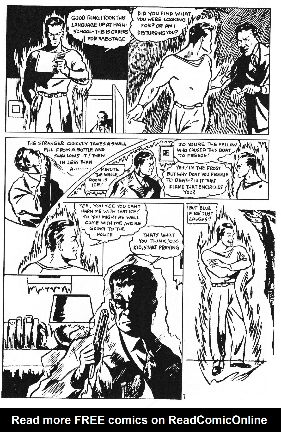 Read online Men of Mystery Comics comic -  Issue #83 - 89