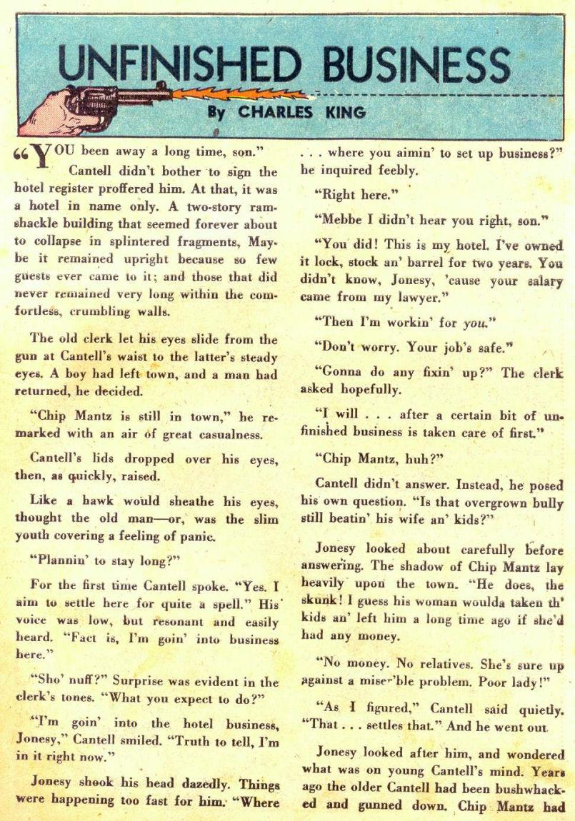 Read online Sensation (Mystery) Comics comic -  Issue #74 - 39