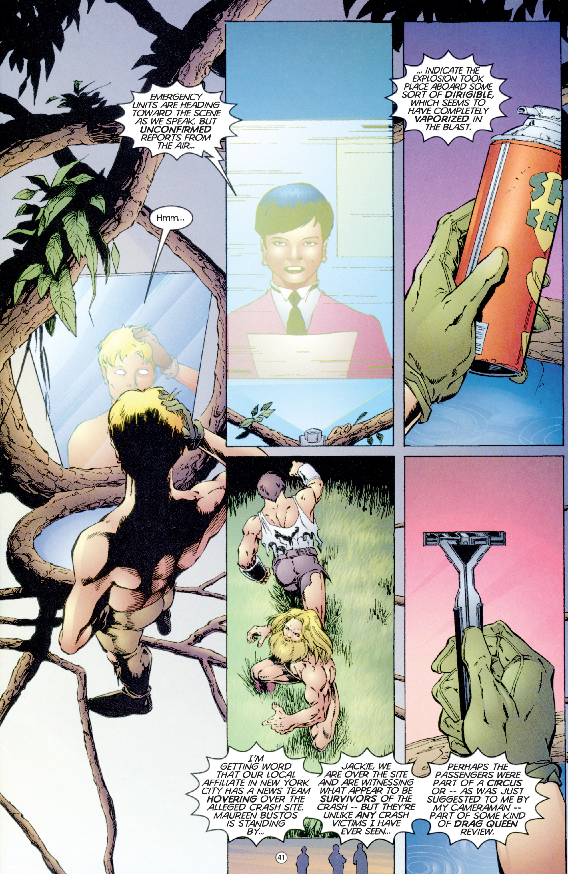 Read online Eternal Warriors comic -  Issue # Issue Archer & Armstrong - 42