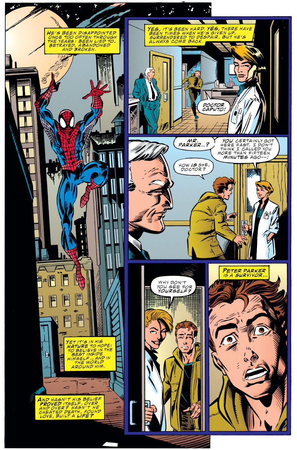 The Amazing Spider-Man (1963) 400 Page 3