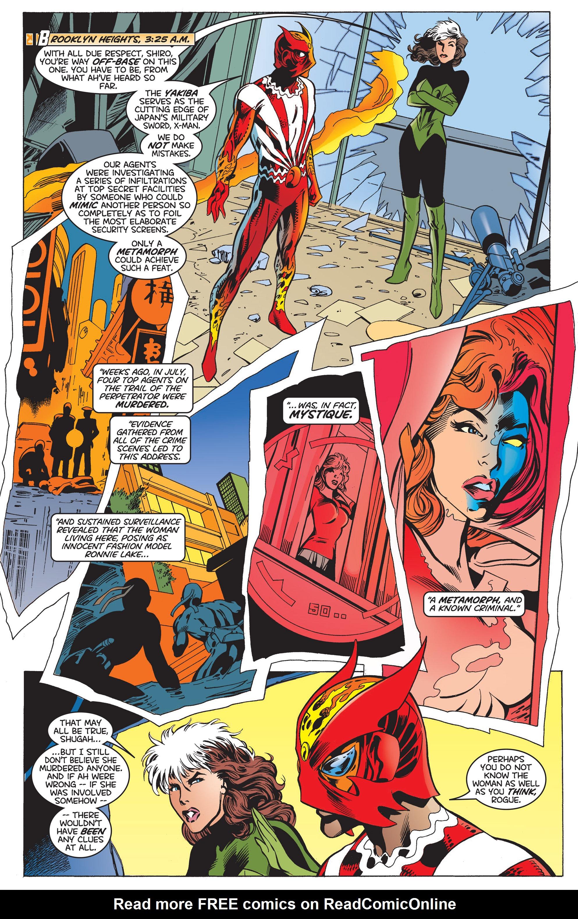 X-Men (1991) 94 Page 7