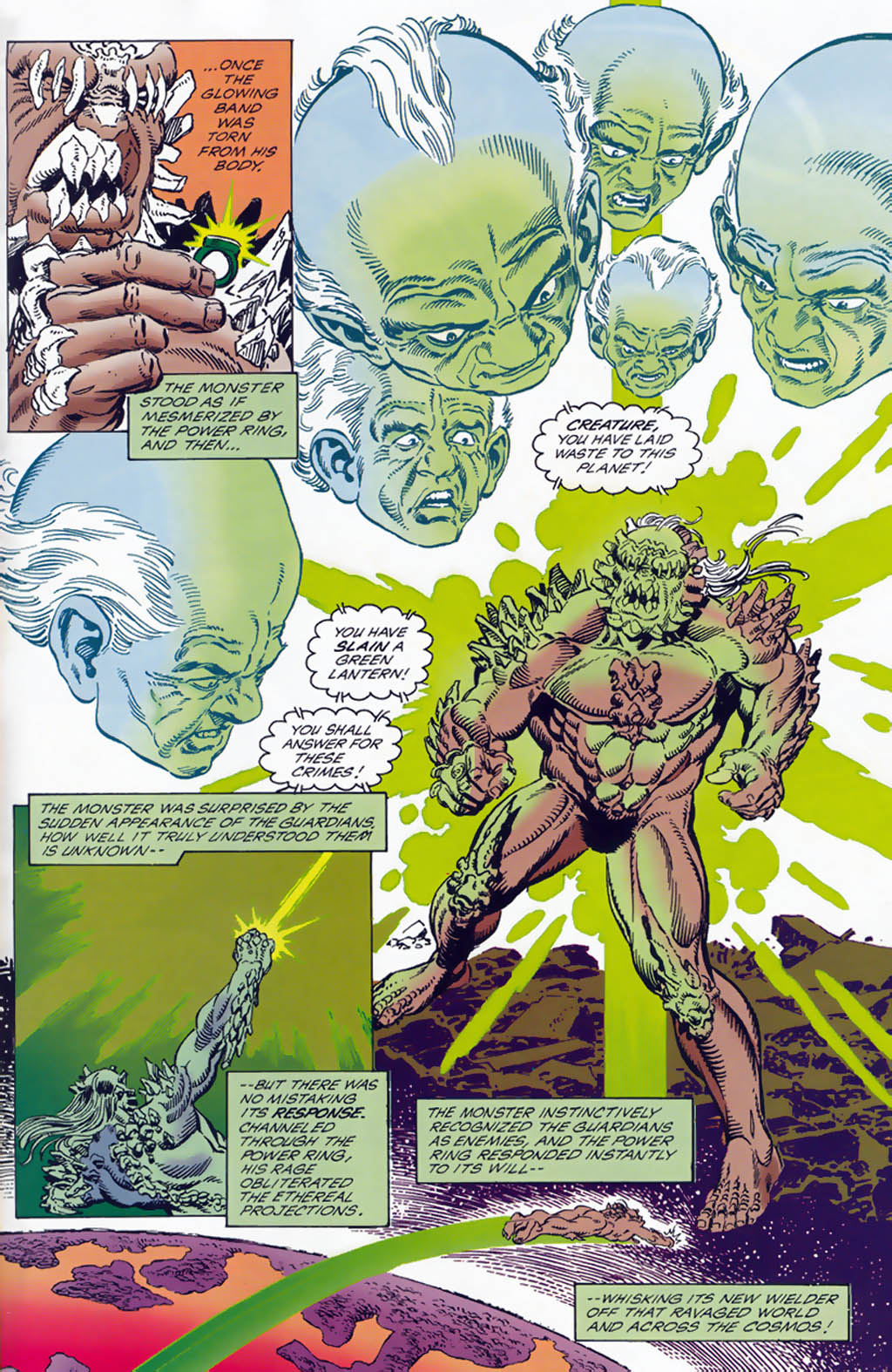 Read online Doomsday Annual comic -  Issue # Full - 39