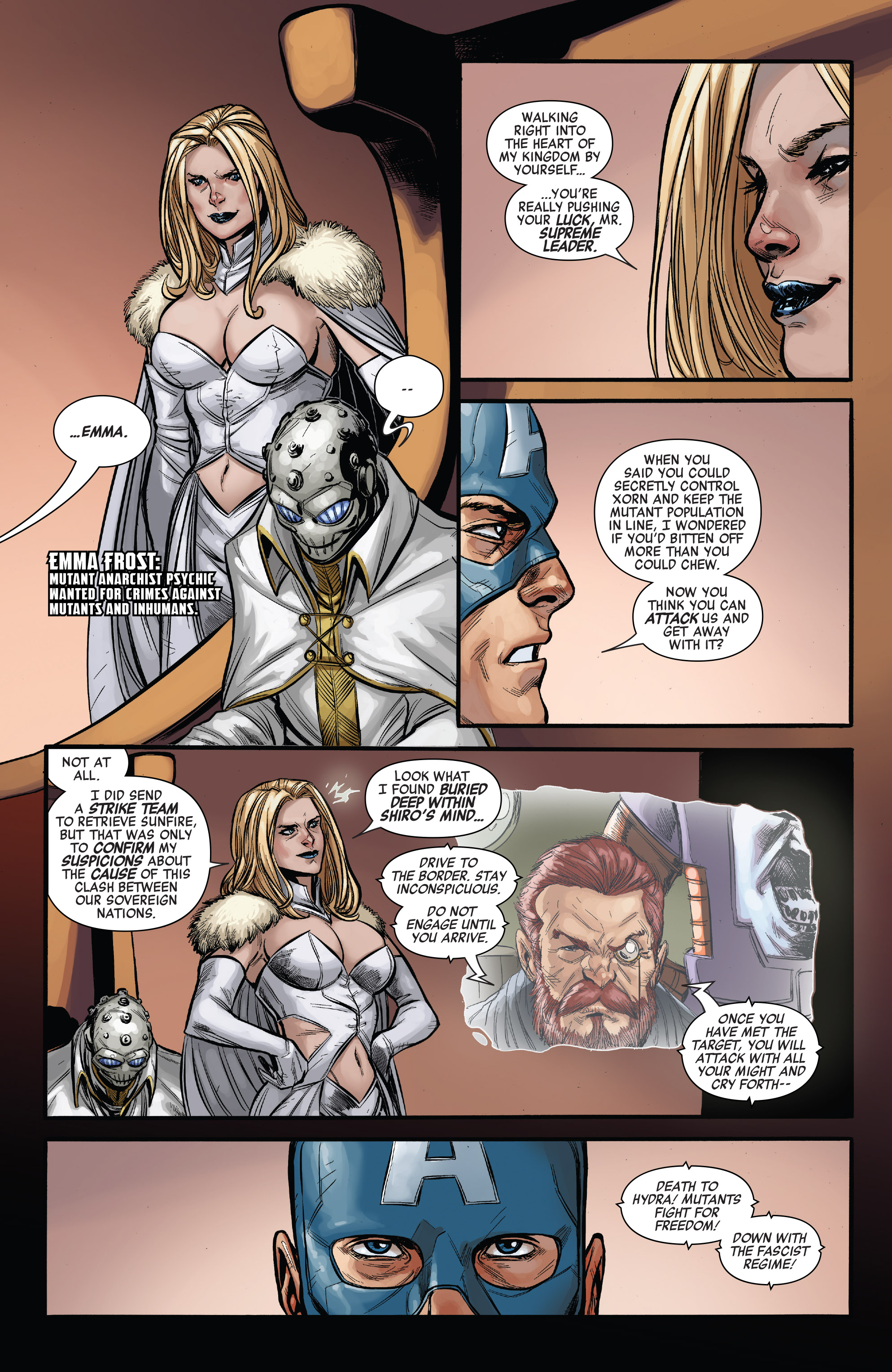 Read online Secret Empire: United comic -  Issue # Full - 27