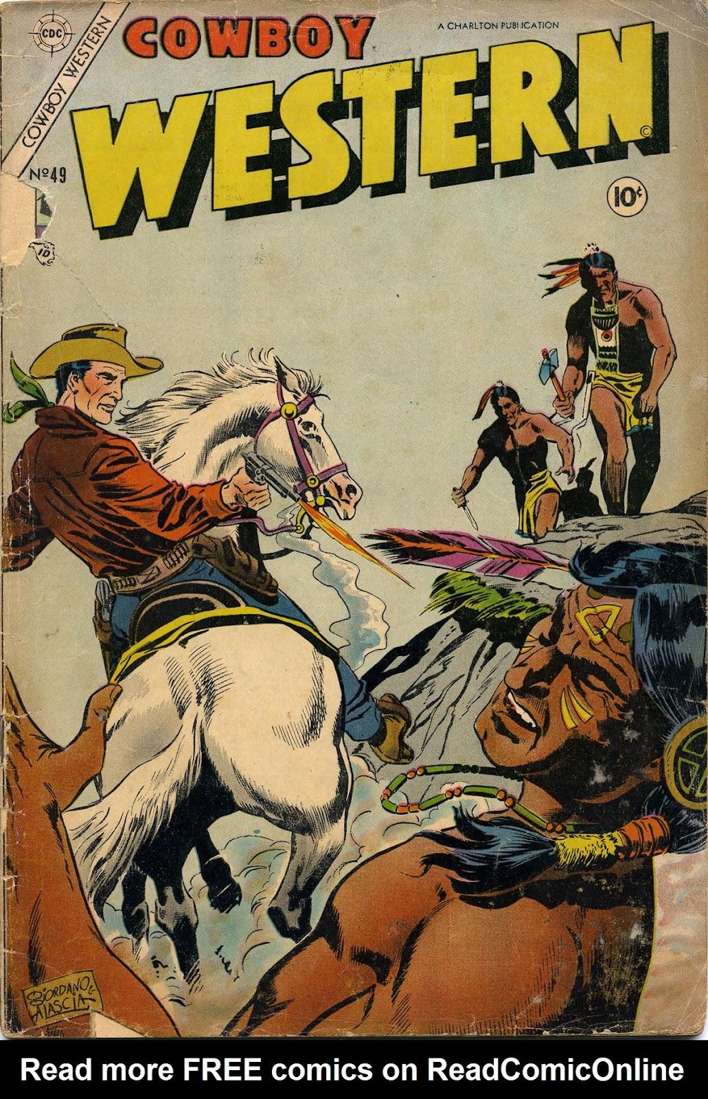 Cowboy Western 49 Page 1