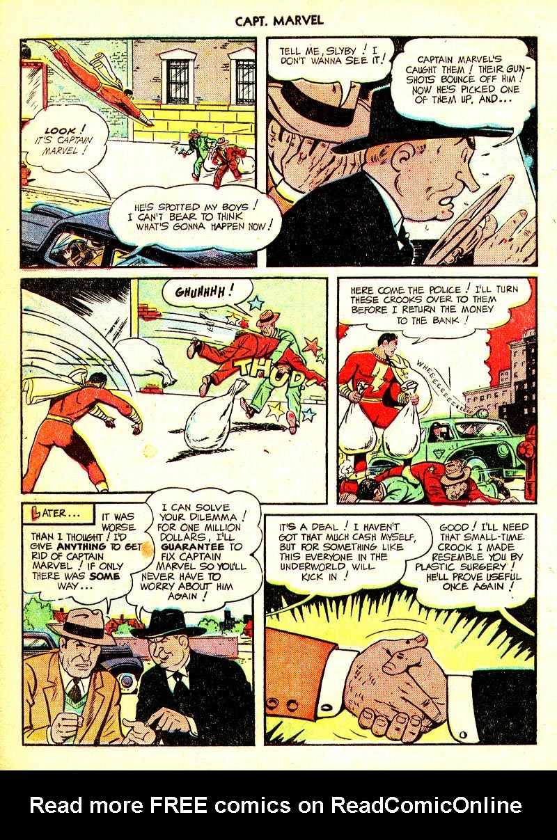 Captain Marvel Adventures issue 93 - Page 20