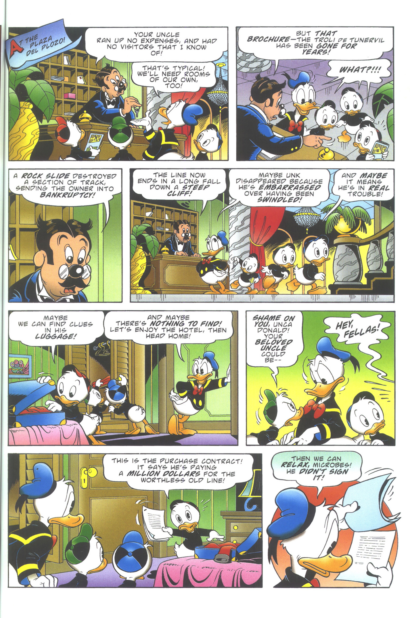 Read online Uncle Scrooge (1953) comic -  Issue #354 - 43