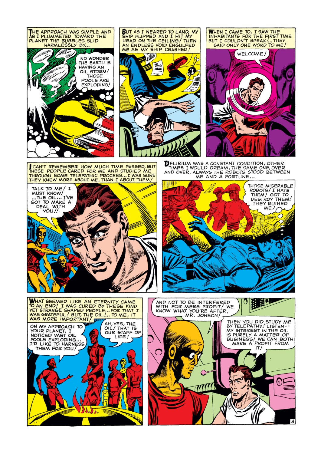 Tales to Astonish (1959) issue 1 - Page 19