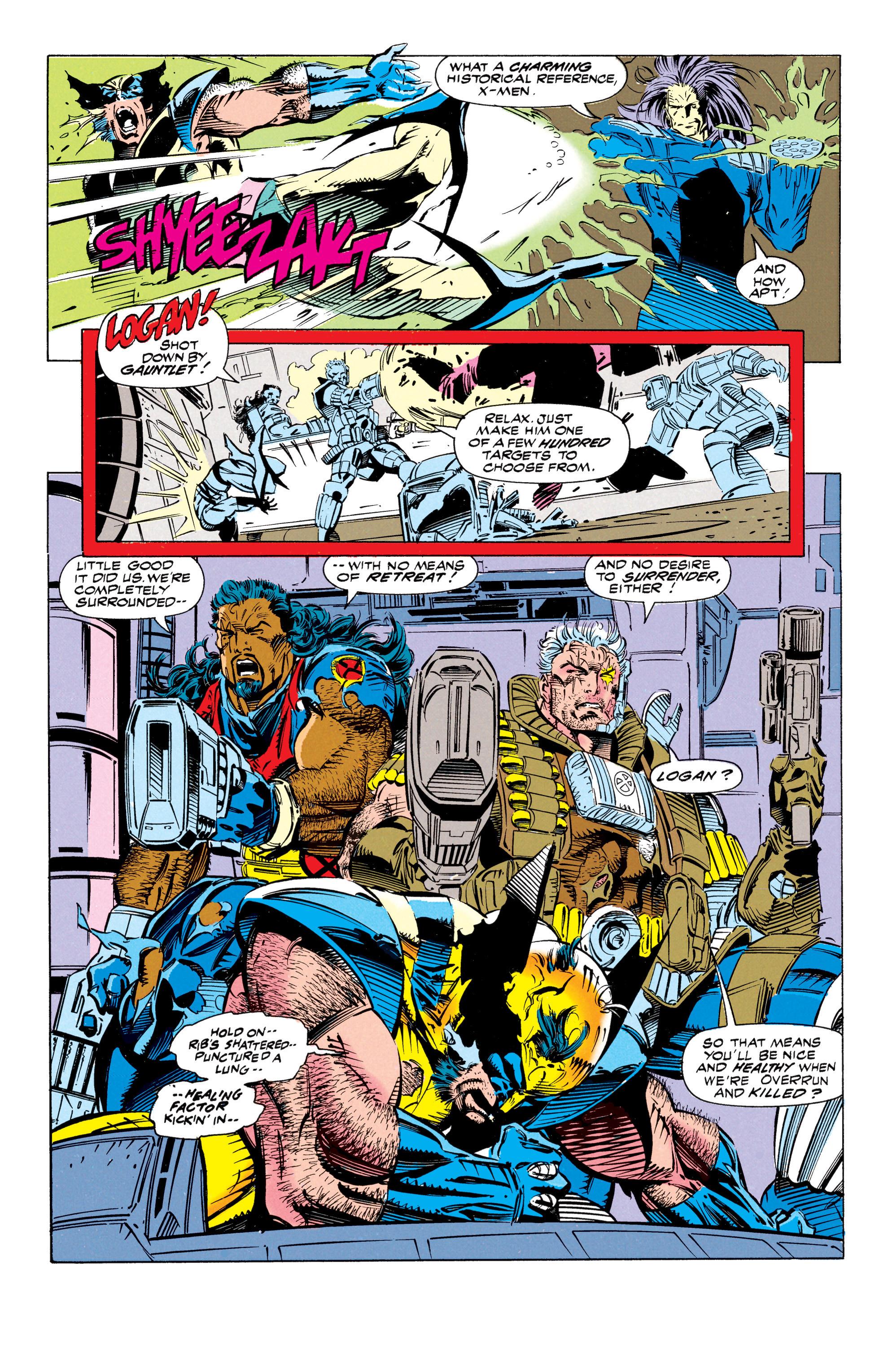 X-Men (1991) 16 Page 5