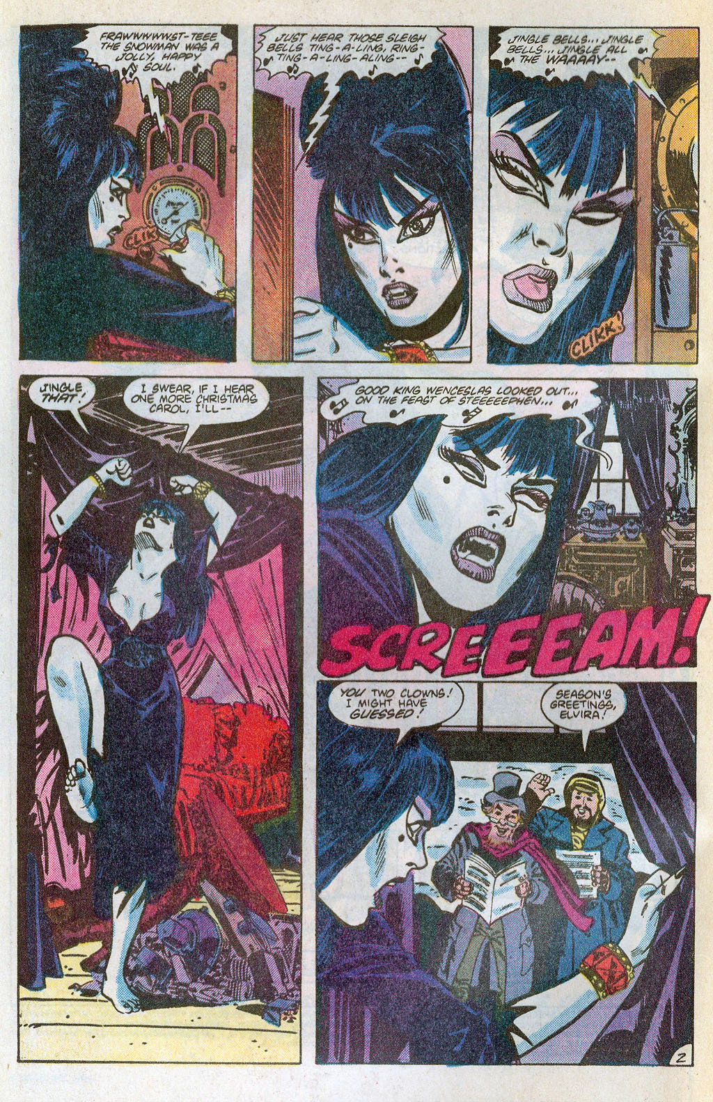 Elvira's House of Mystery _Special #1 - English 3