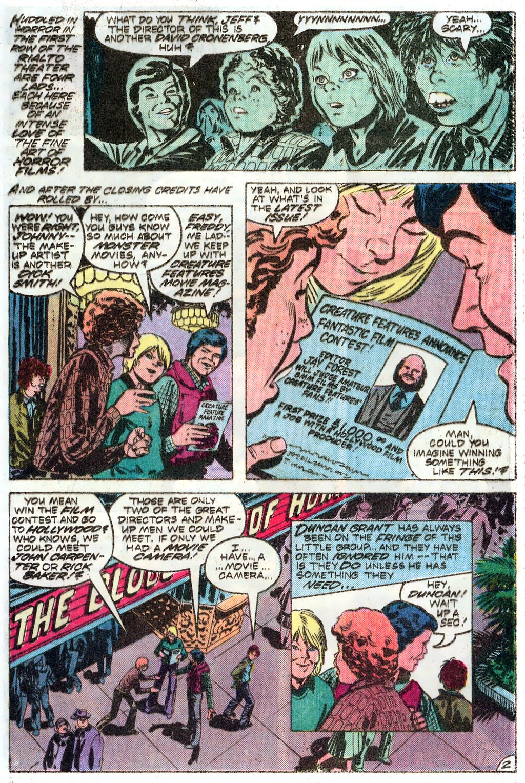 Elvira's House of Mystery Issue #1 #2 - English 55