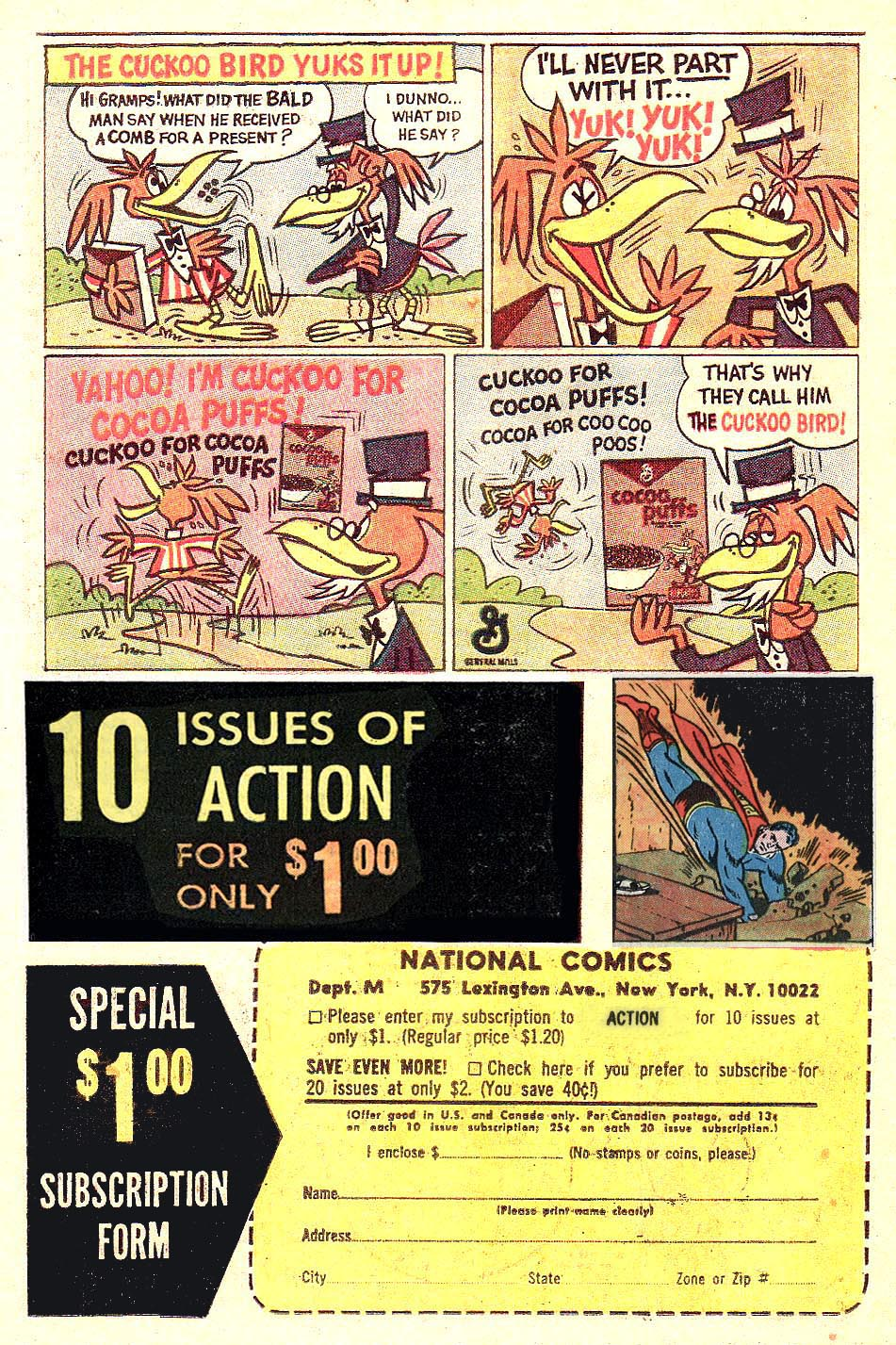 Read online Action Comics (1938) comic -  Issue #327 - 34