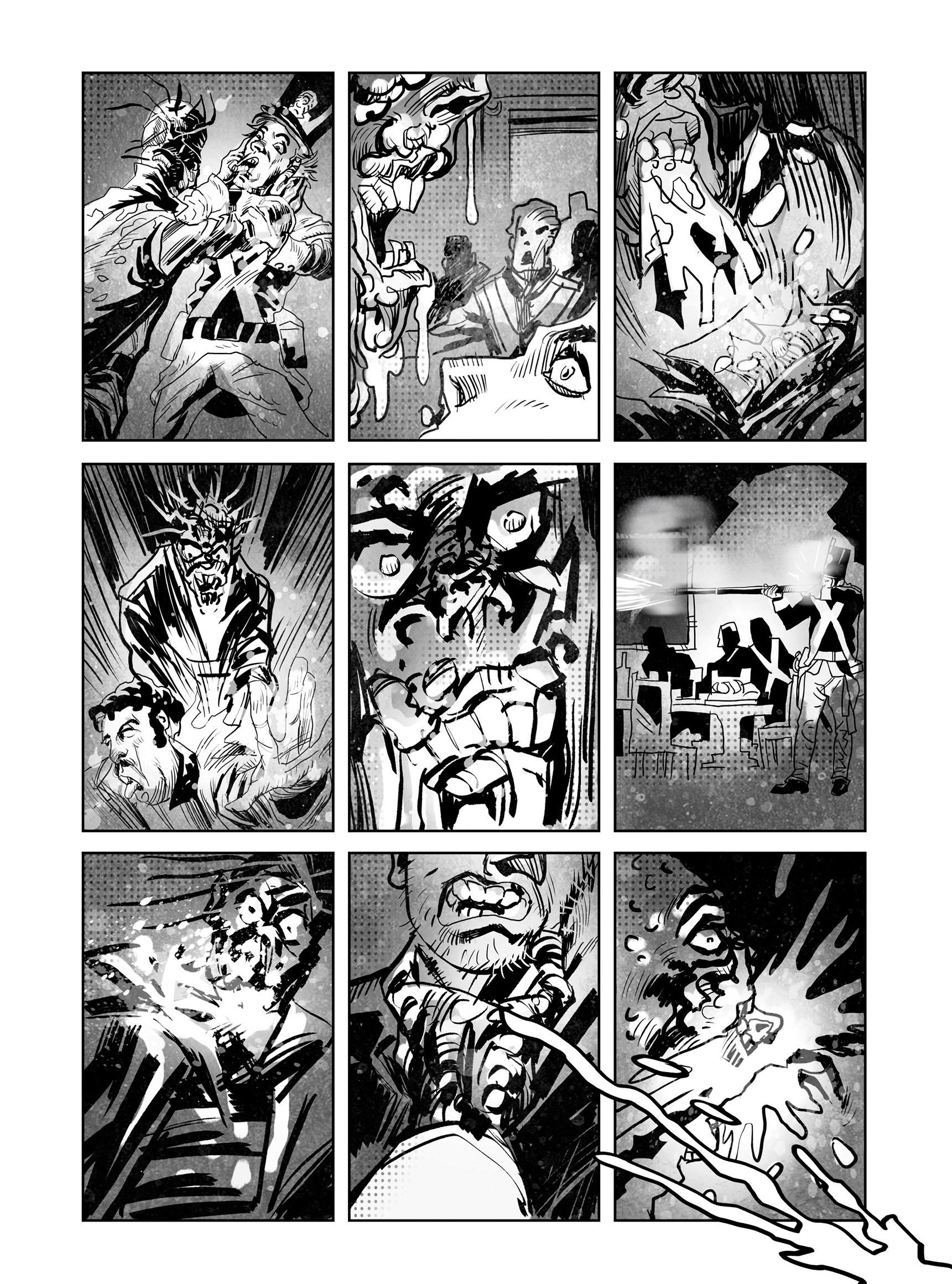 Read online FUBAR comic -  Issue #3 - 84