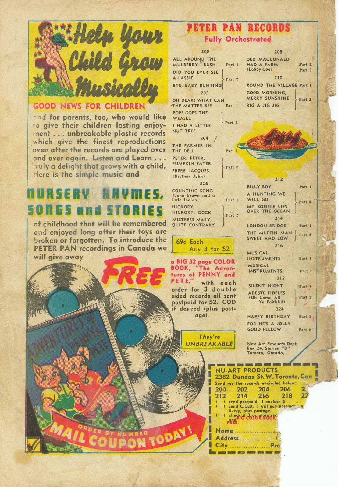 Venus (1948) issue 3 - Page 2