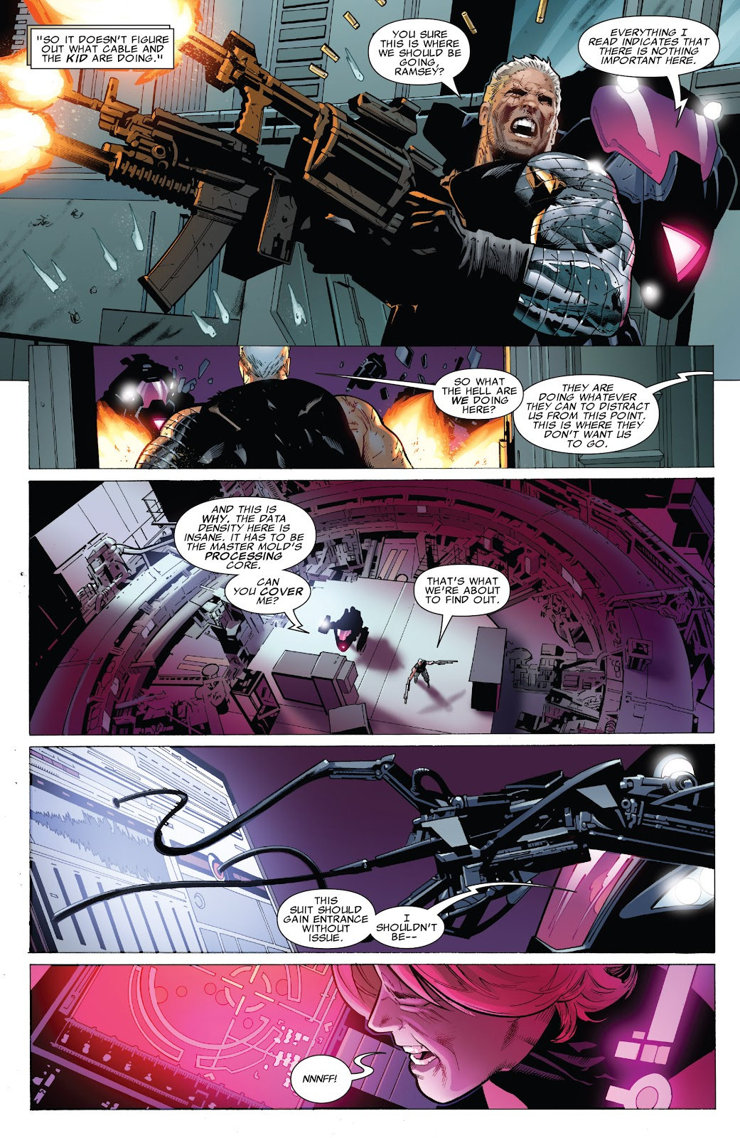 Read online X-Men: Second Coming comic -  Issue # _TPB (Part 3) - 77
