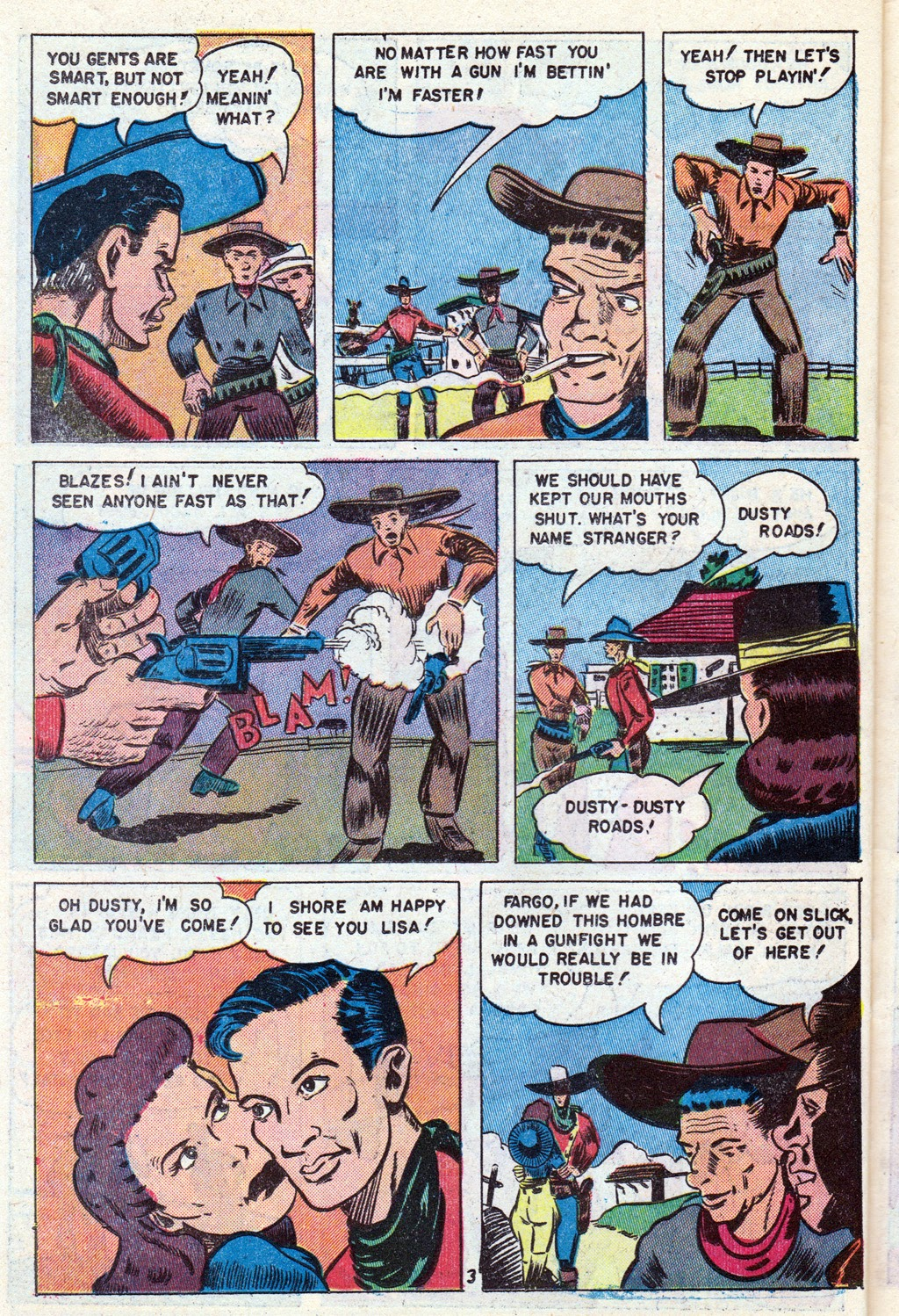 Cowboy Western Comics (1948) issue 18 - Page 26