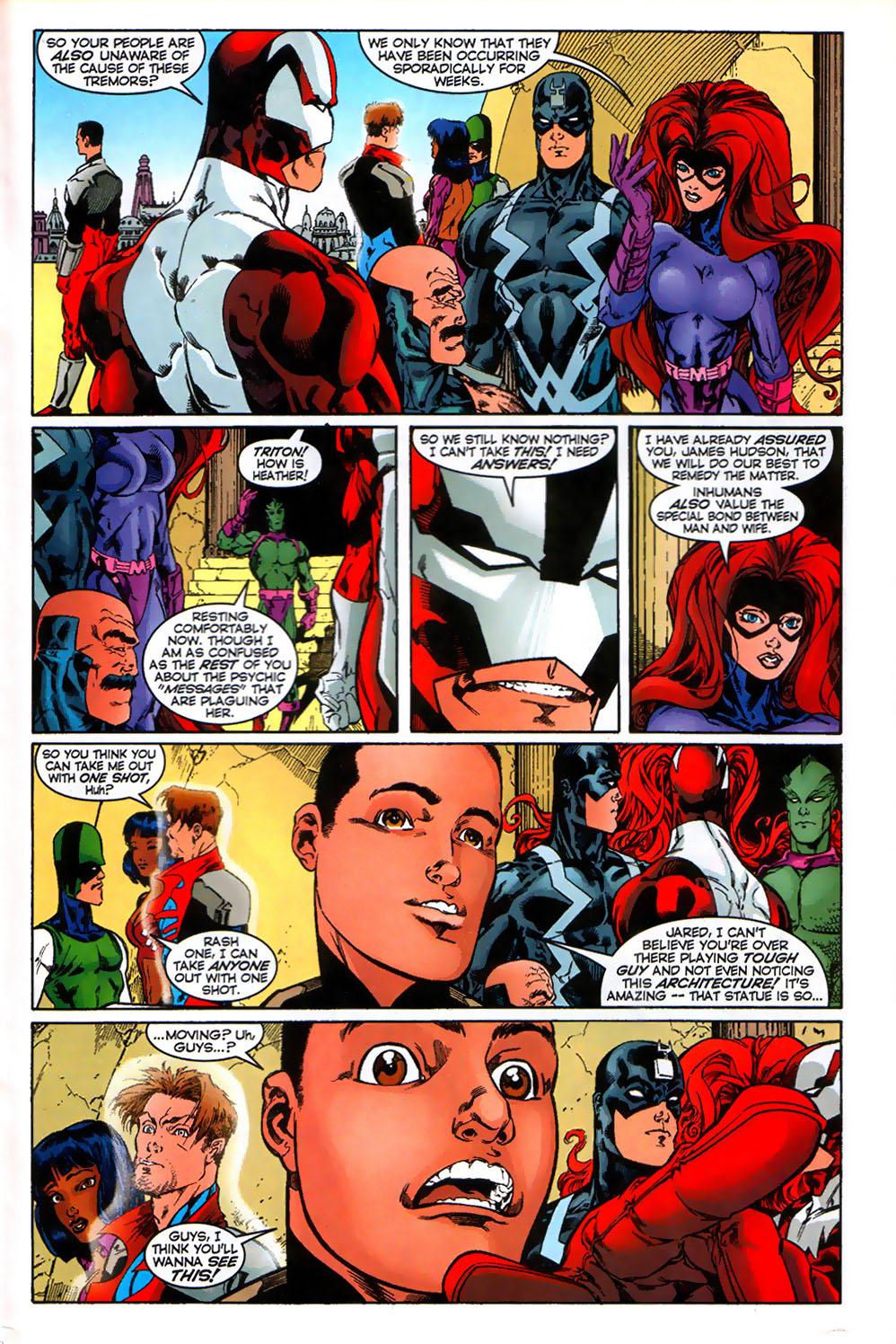 Read online Alpha Flight (1997) comic -  Issue # _Annual - 32