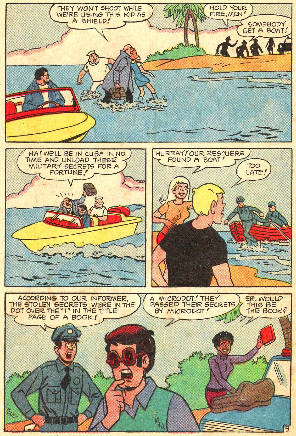 Read online She's Josie comic -  Issue #59 - 13