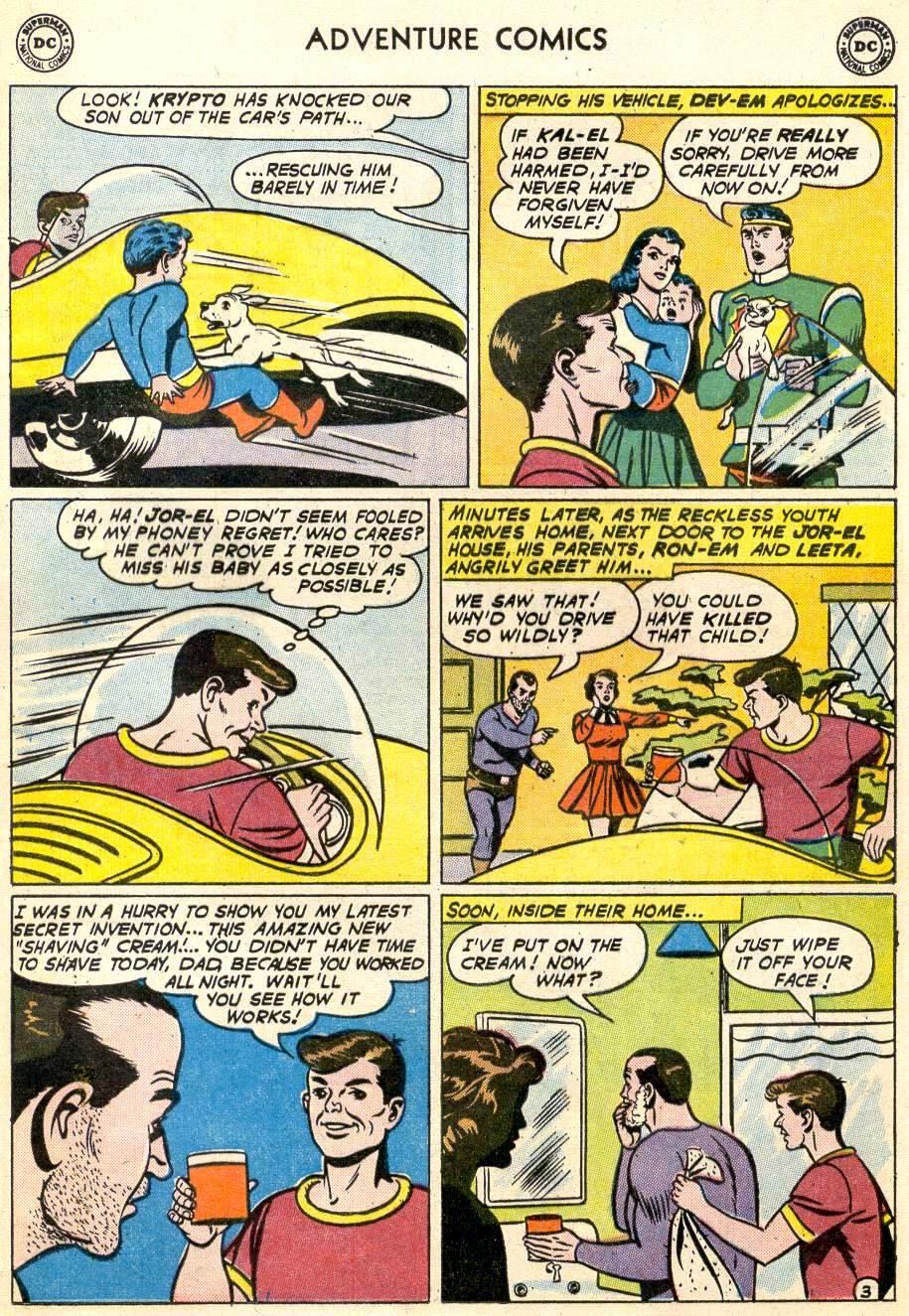 Read online Adventure Comics (1938) comic -  Issue #287 - 5