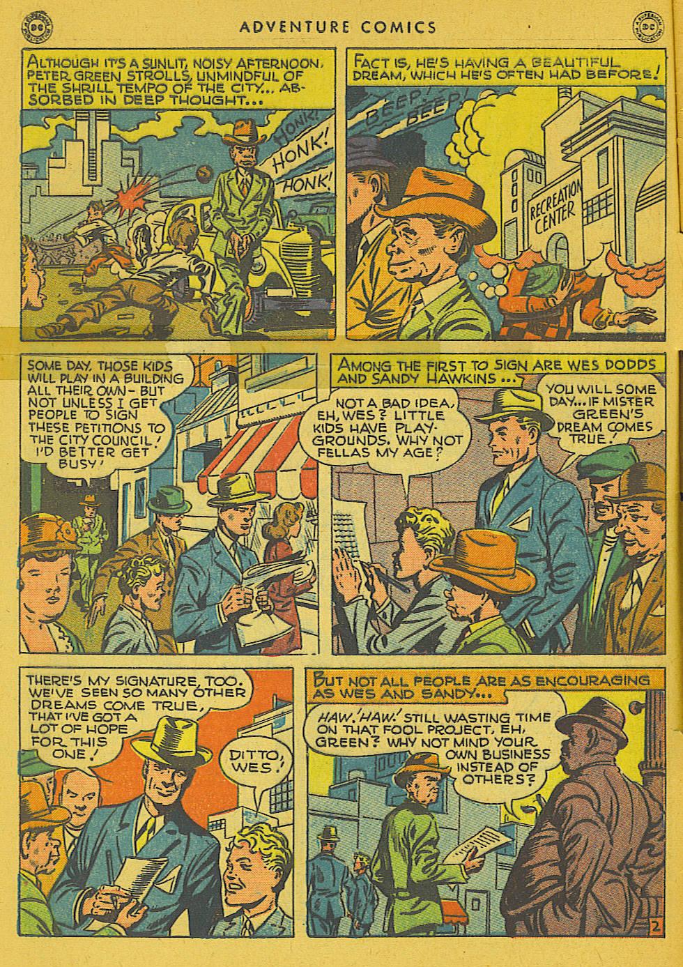 Read online Adventure Comics (1938) comic -  Issue #102 - 3