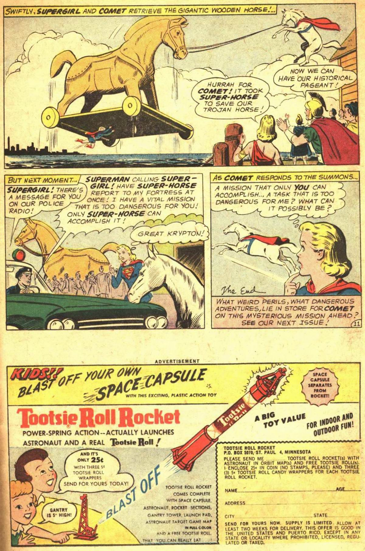 Read online Action Comics (1938) comic -  Issue #300 - 31