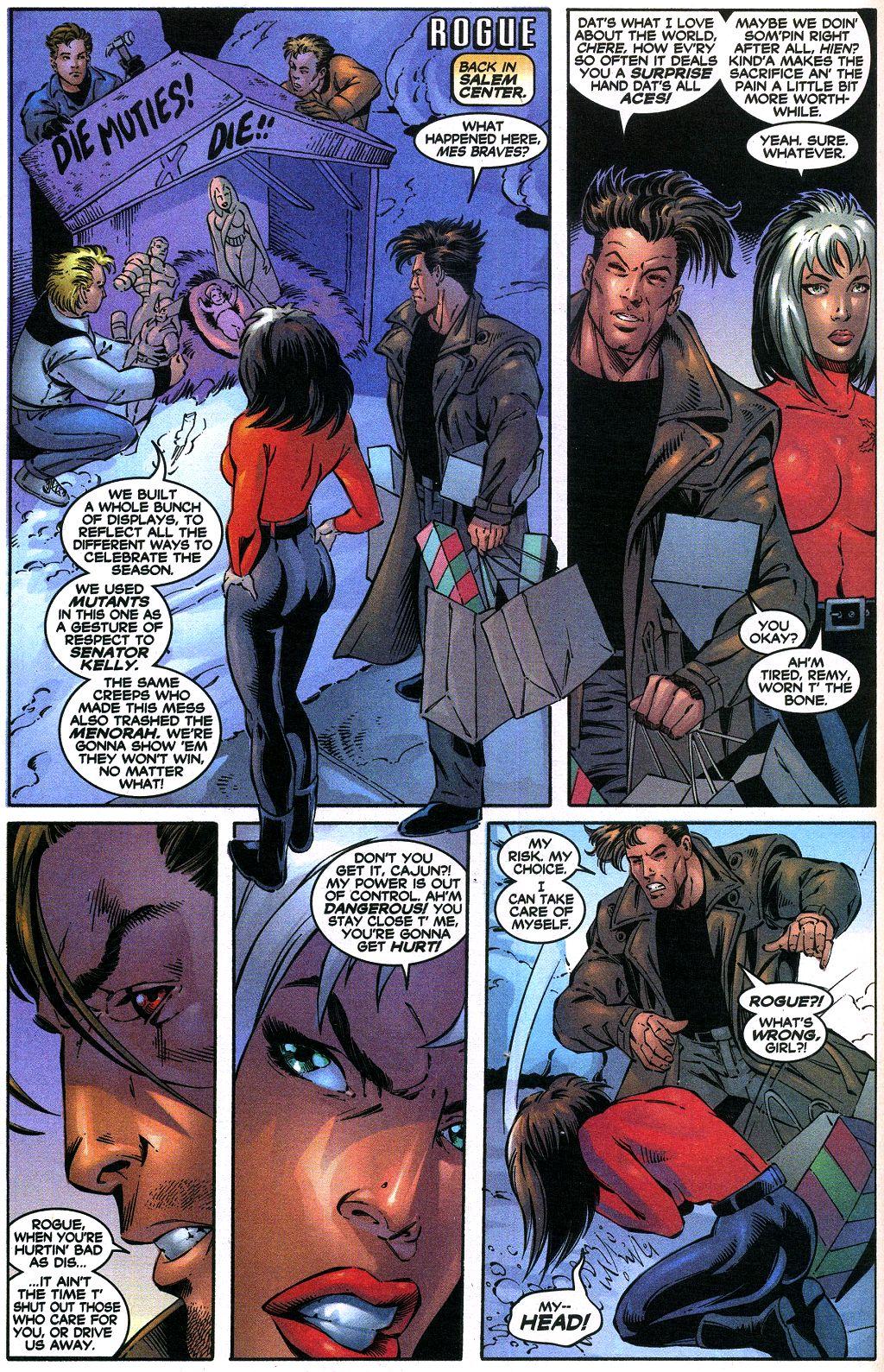 X-Men (1991) 109 Page 16