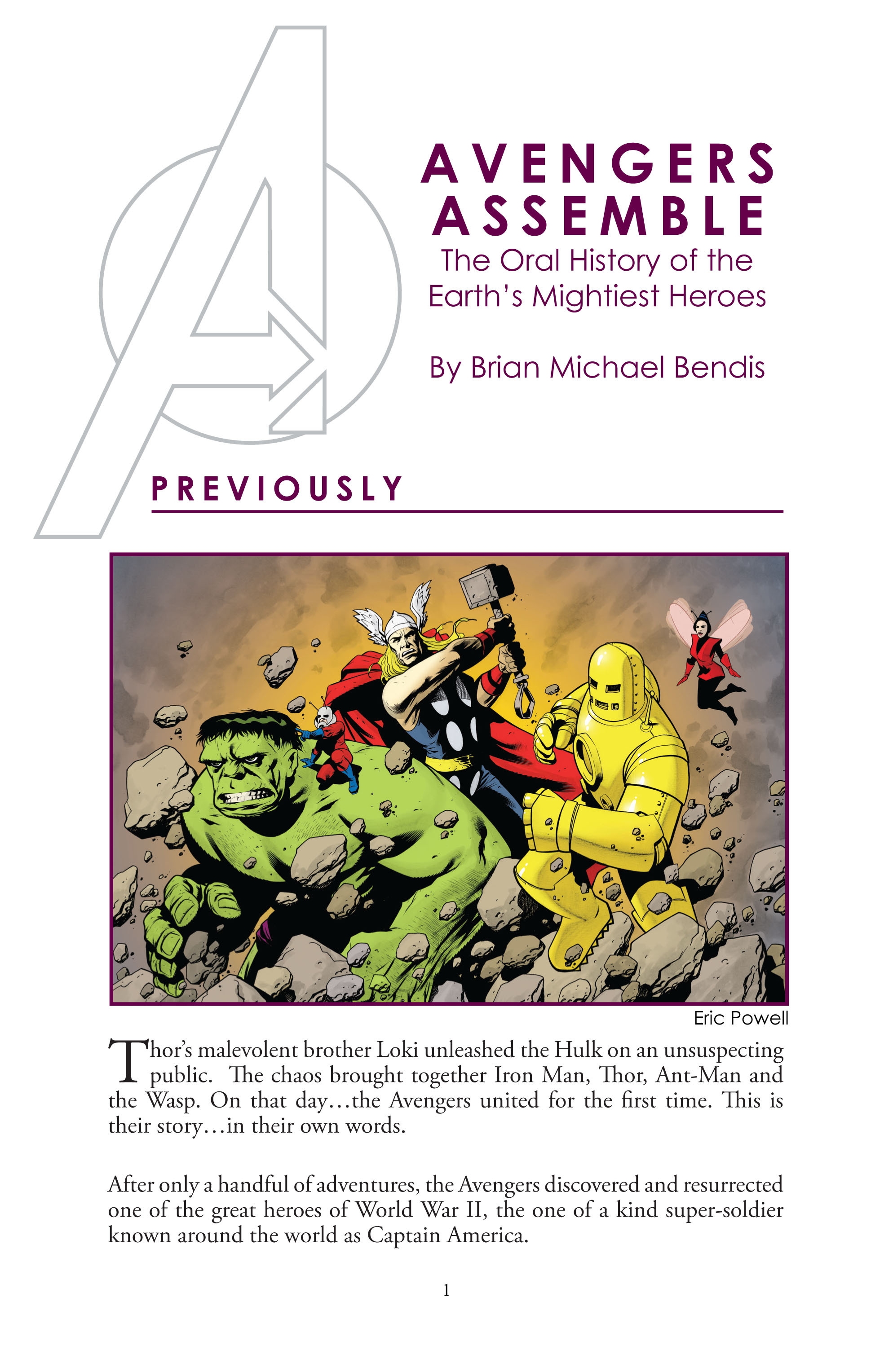 Read online Avengers (2010) comic -  Issue #3 - 24