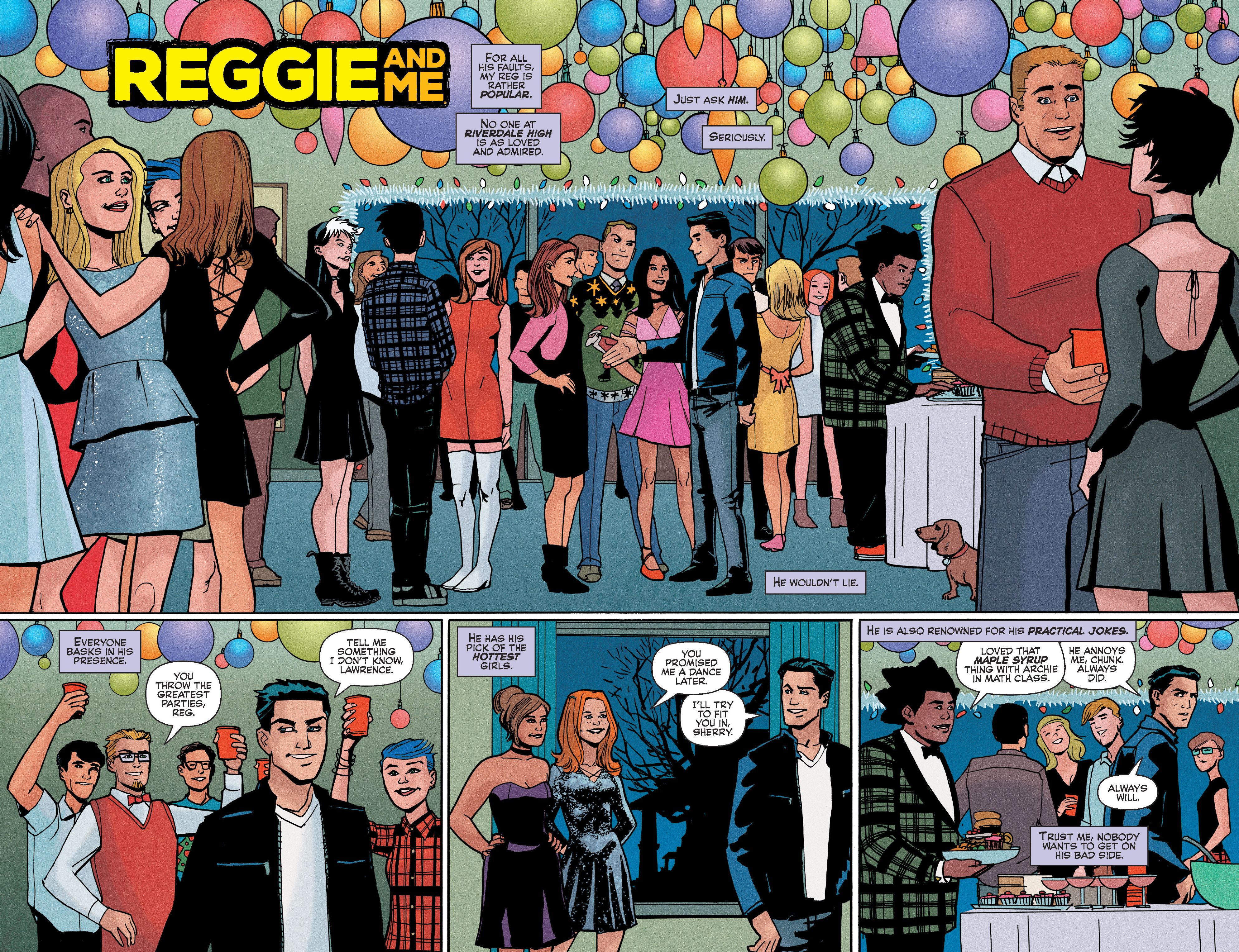 Read online Archie (2015) comic -  Issue #15 - 26