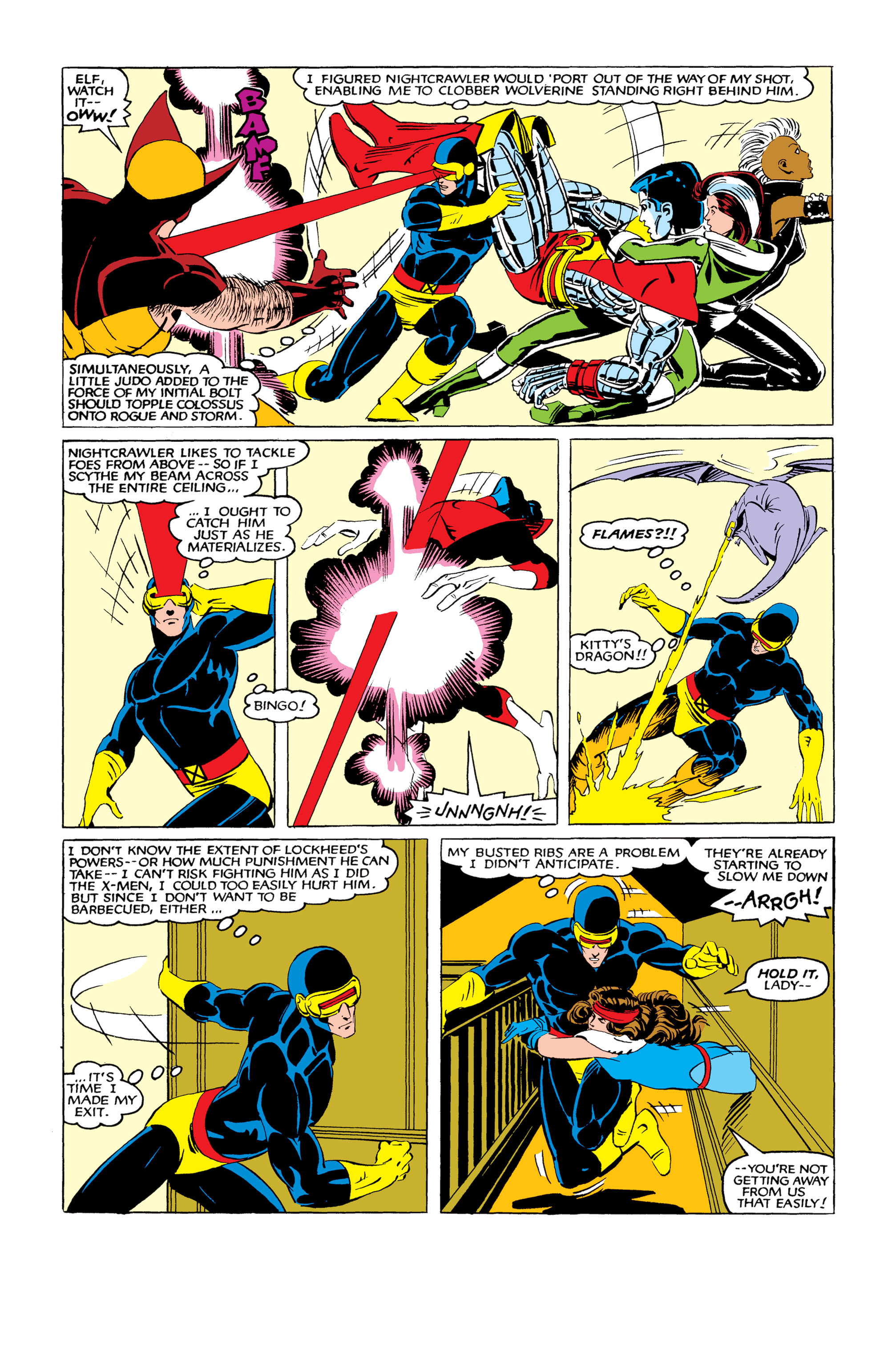 Read online Uncanny X-Men (1963) comic -  Issue #175 - 18