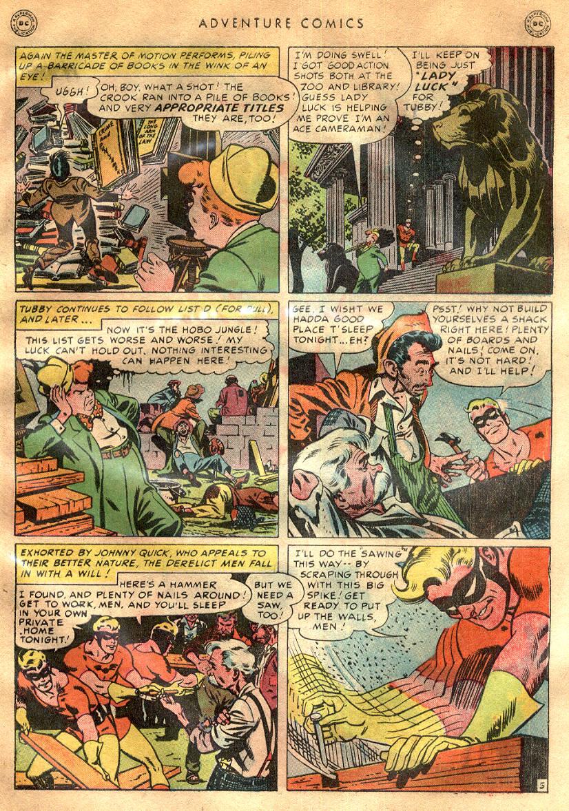 Read online Adventure Comics (1938) comic -  Issue #145 - 30