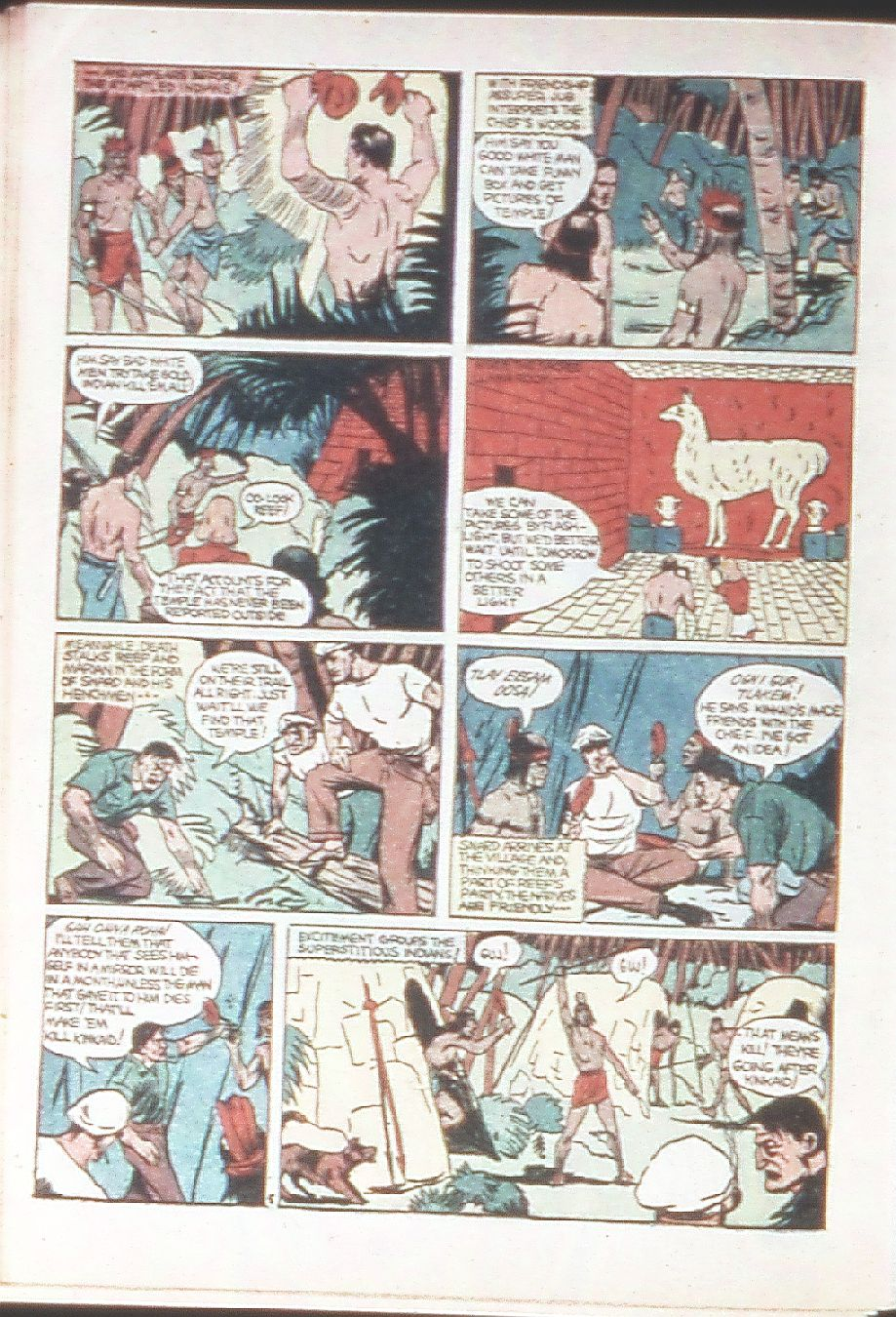 Read online Amazing Man Comics comic -  Issue #18 - 54