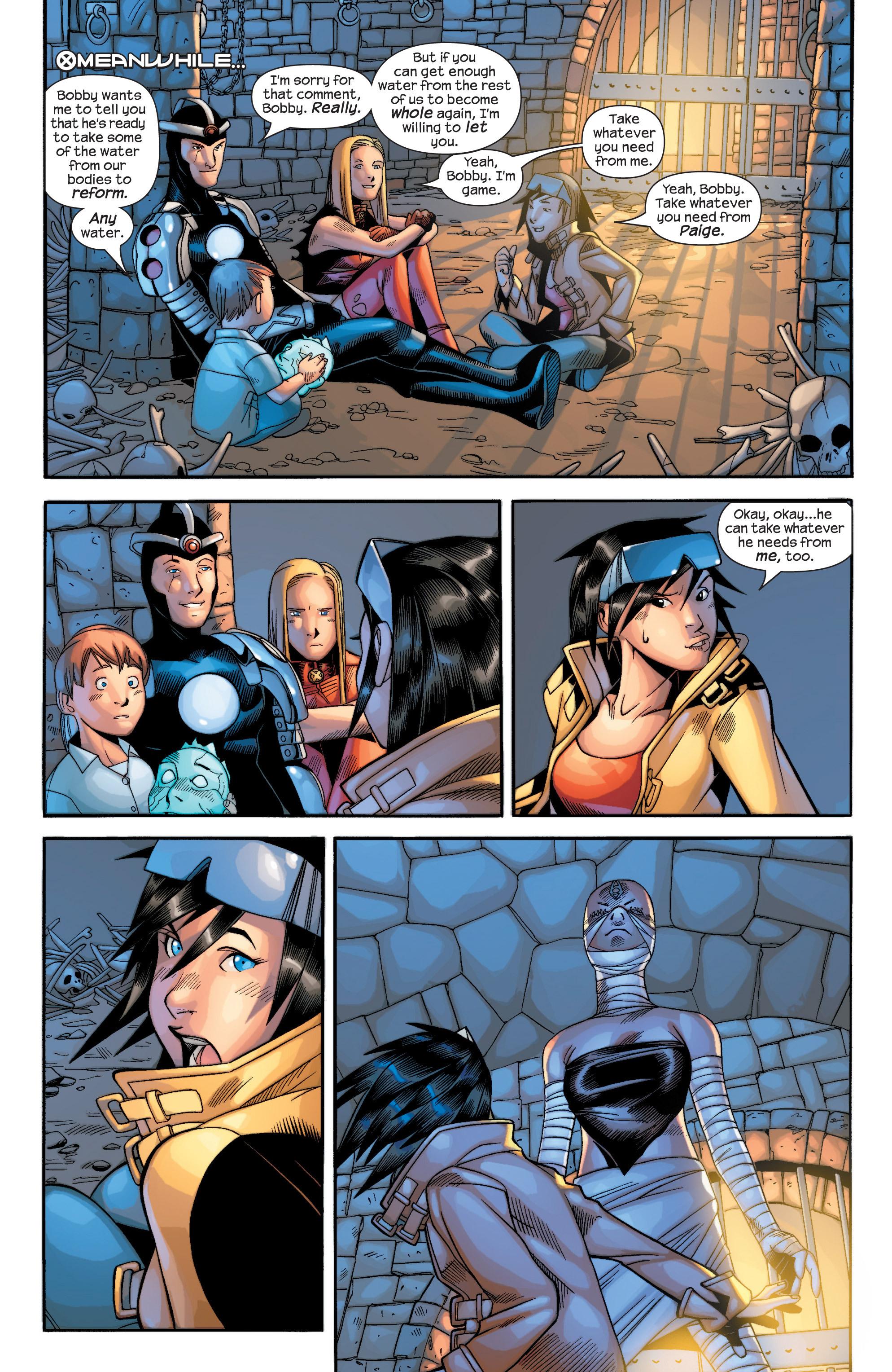 Read online Uncanny X-Men (1963) comic -  Issue #434 - 13
