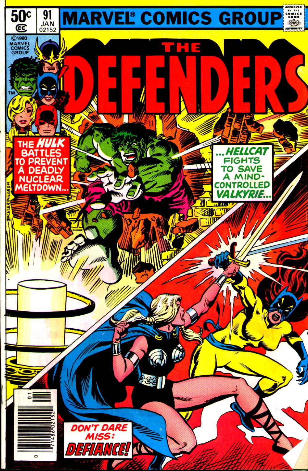 The Defenders (1972) 91 Page 1