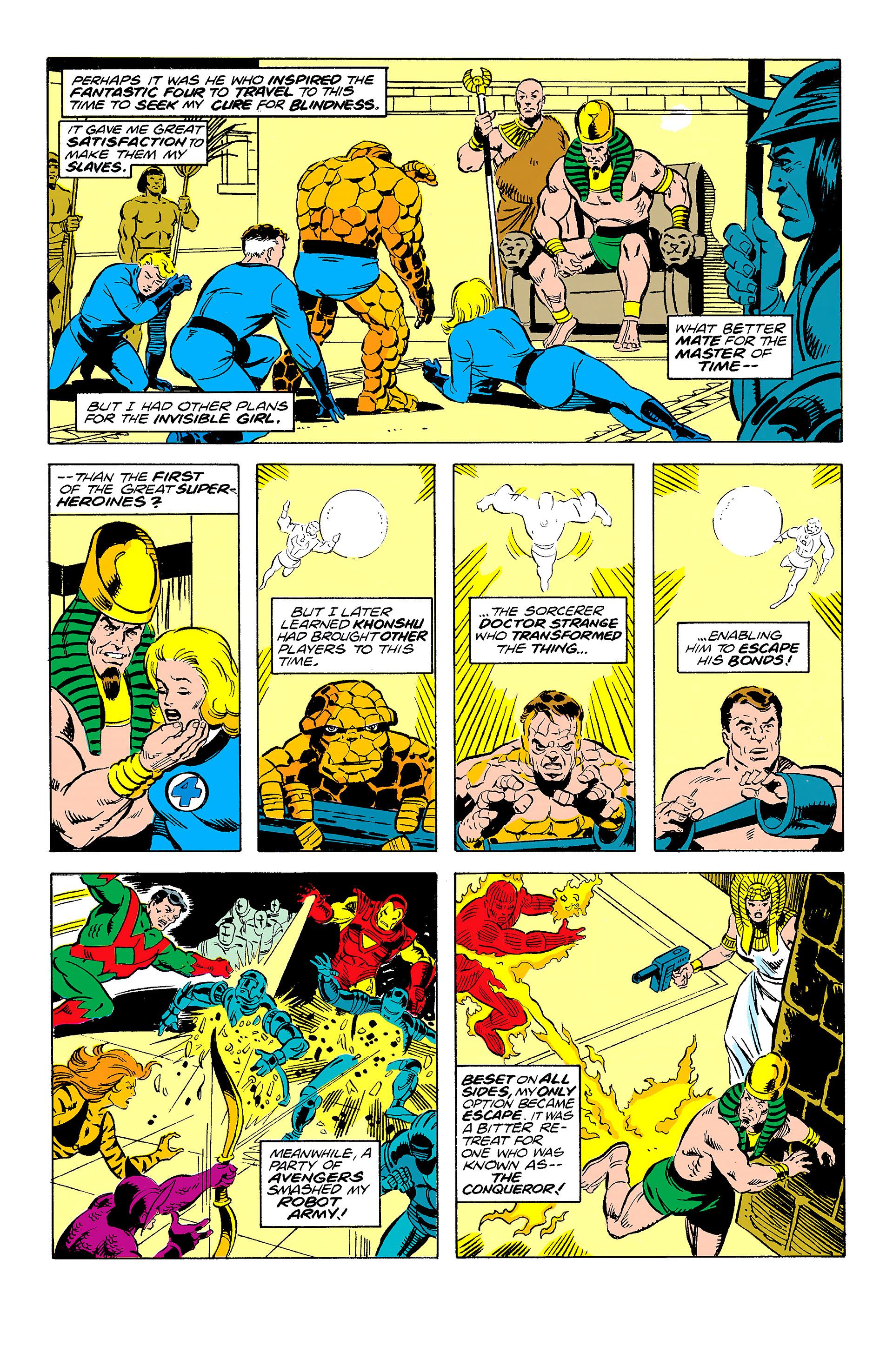 Read online Captain America (1968) comic -  Issue # _Annual 11 - 50