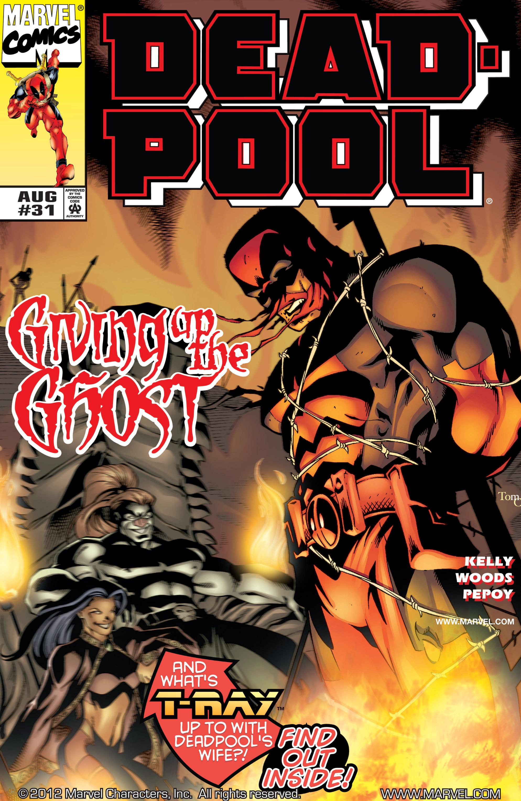 Deadpool (1997) 31 Page 1