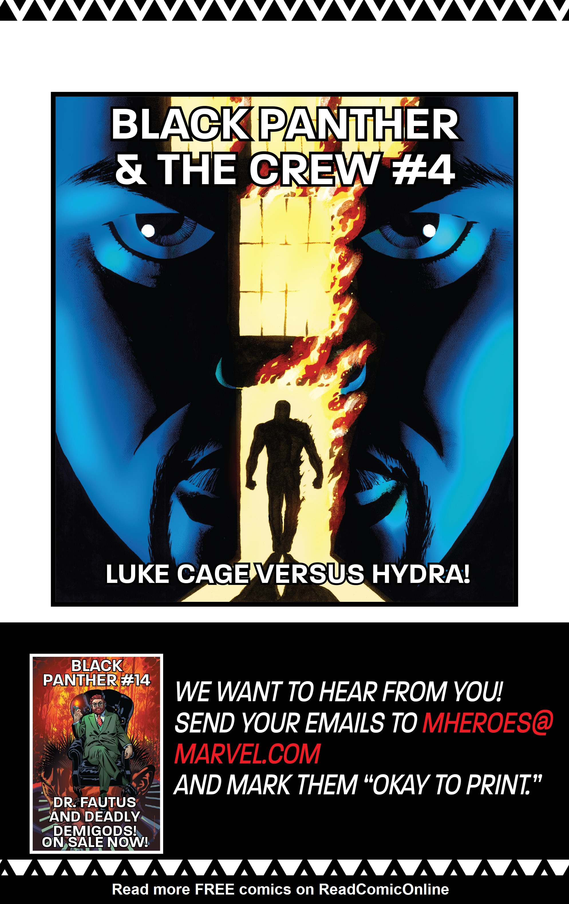 Read online Black Panther and the Crew comic -  Issue #3 - 24