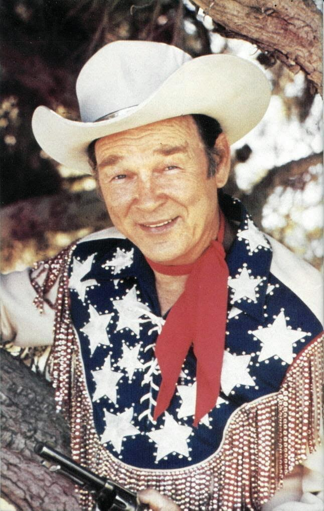 Read online Roy Rogers comic -  Issue #4 - 52