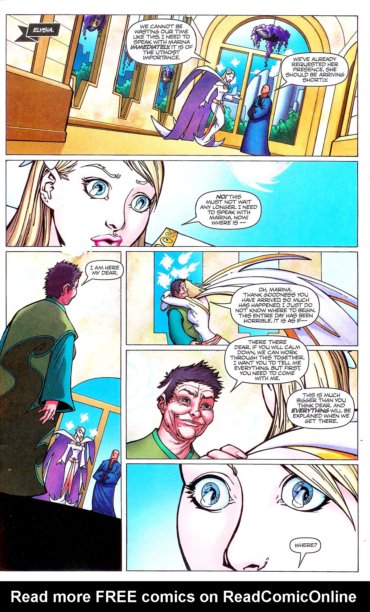 Read online Shrugged (2006) comic -  Issue #5 - 21
