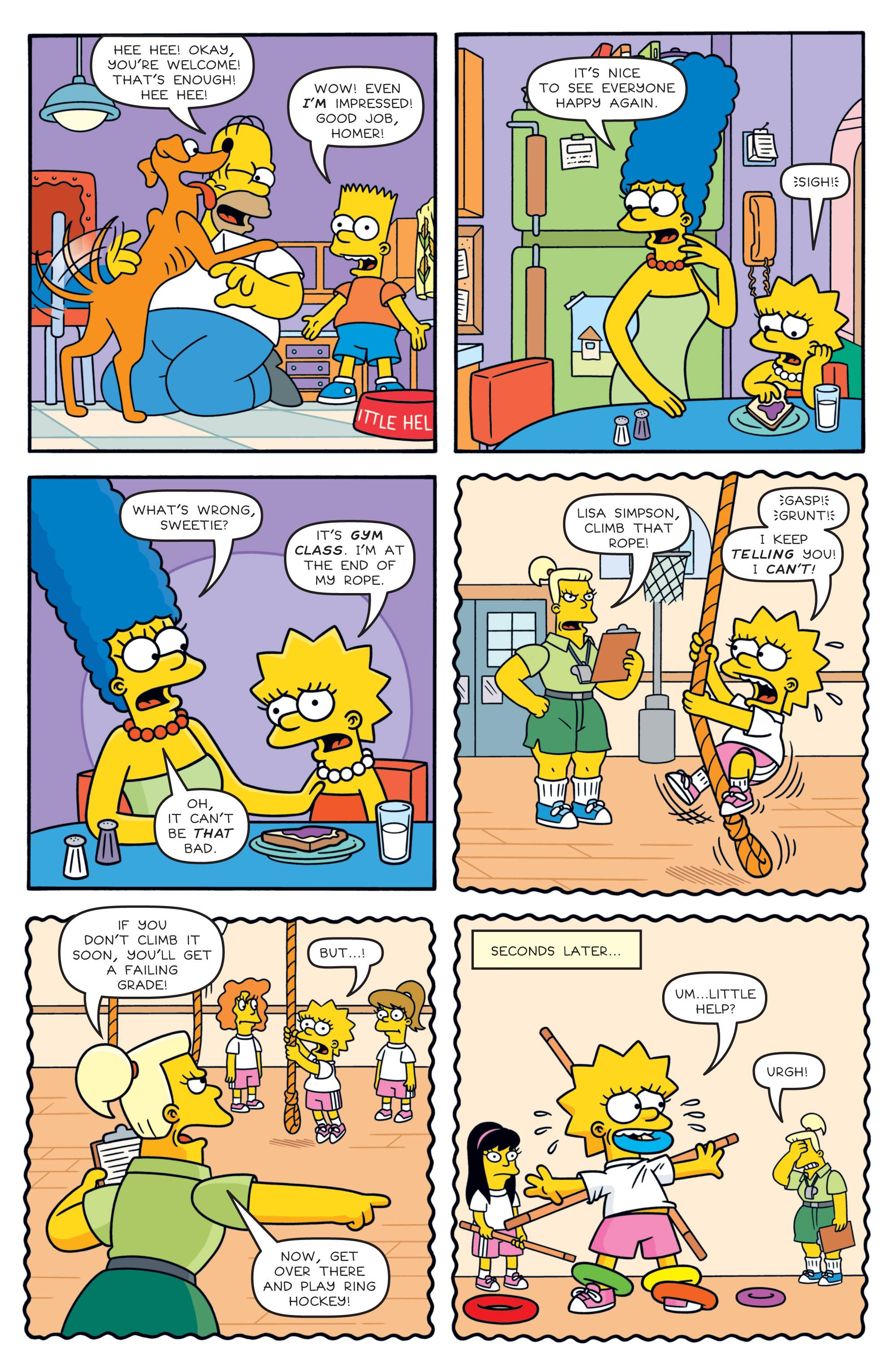 Read online Simpsons Comics comic -  Issue #194 - 5
