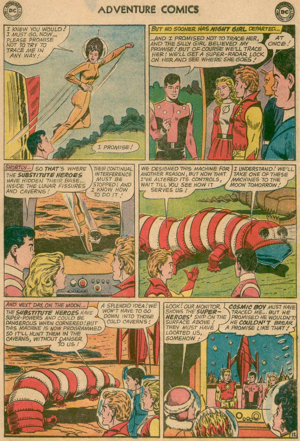 Read online Adventure Comics (1938) comic -  Issue #311 - 13