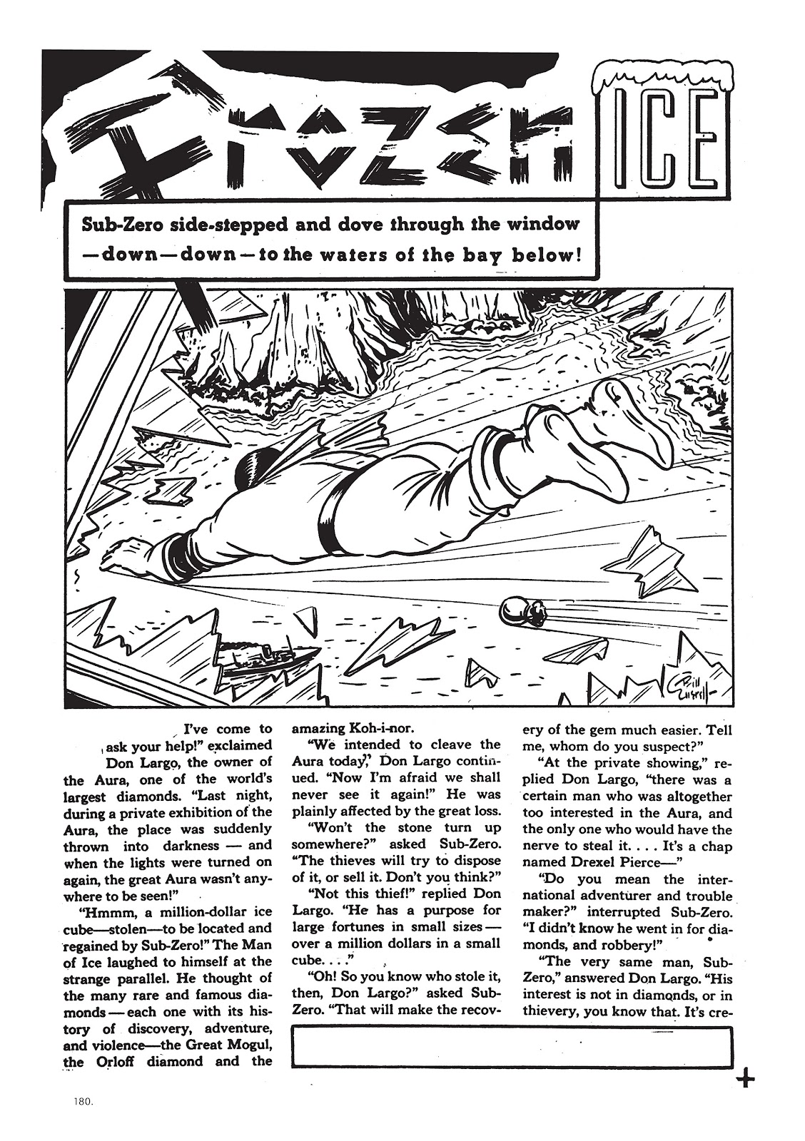 Read online The Bill Everett Archives comic -  Issue # TPB 1 (Part 2) - 78