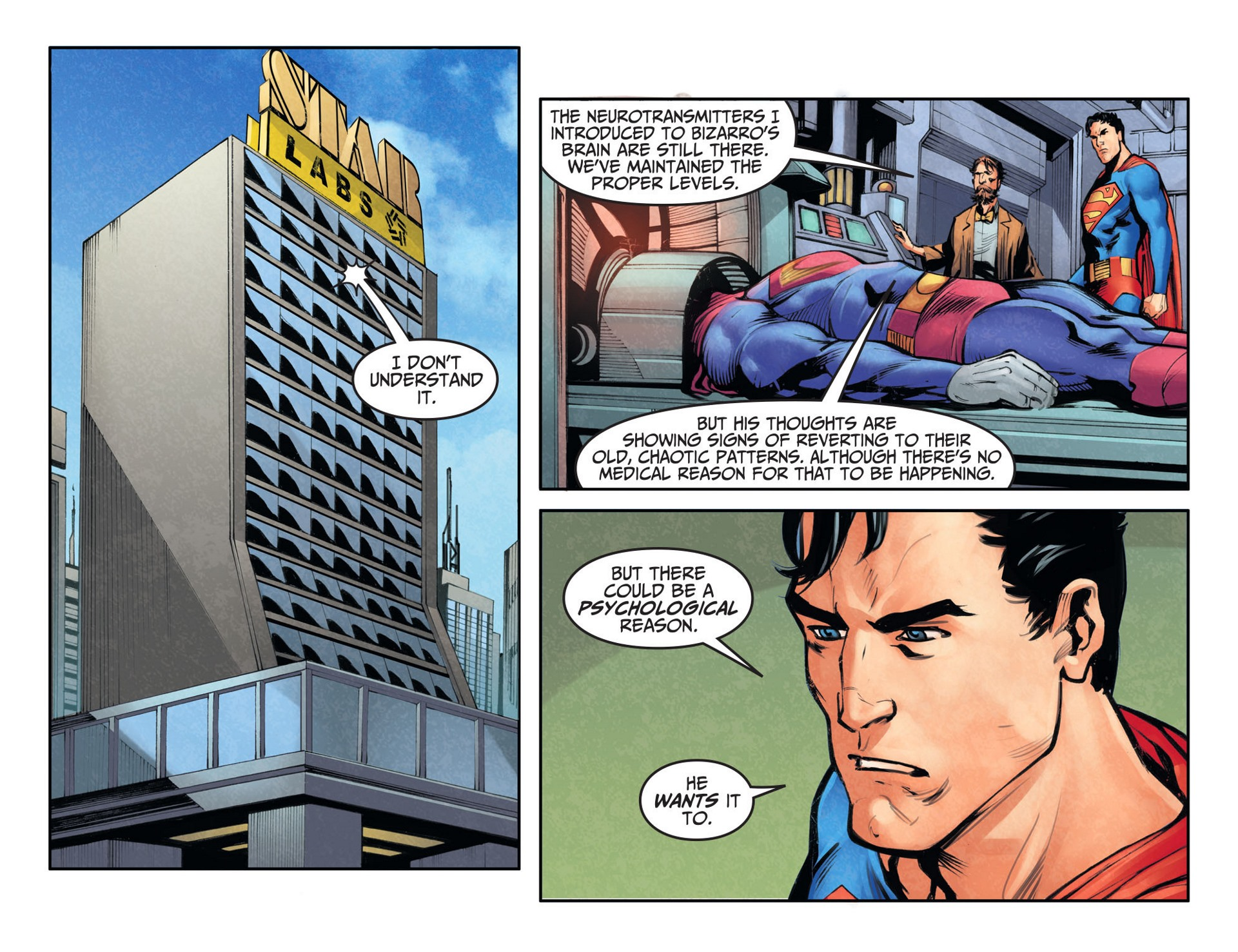 Read online Adventures of Superman [I] comic -  Issue #27 - 8