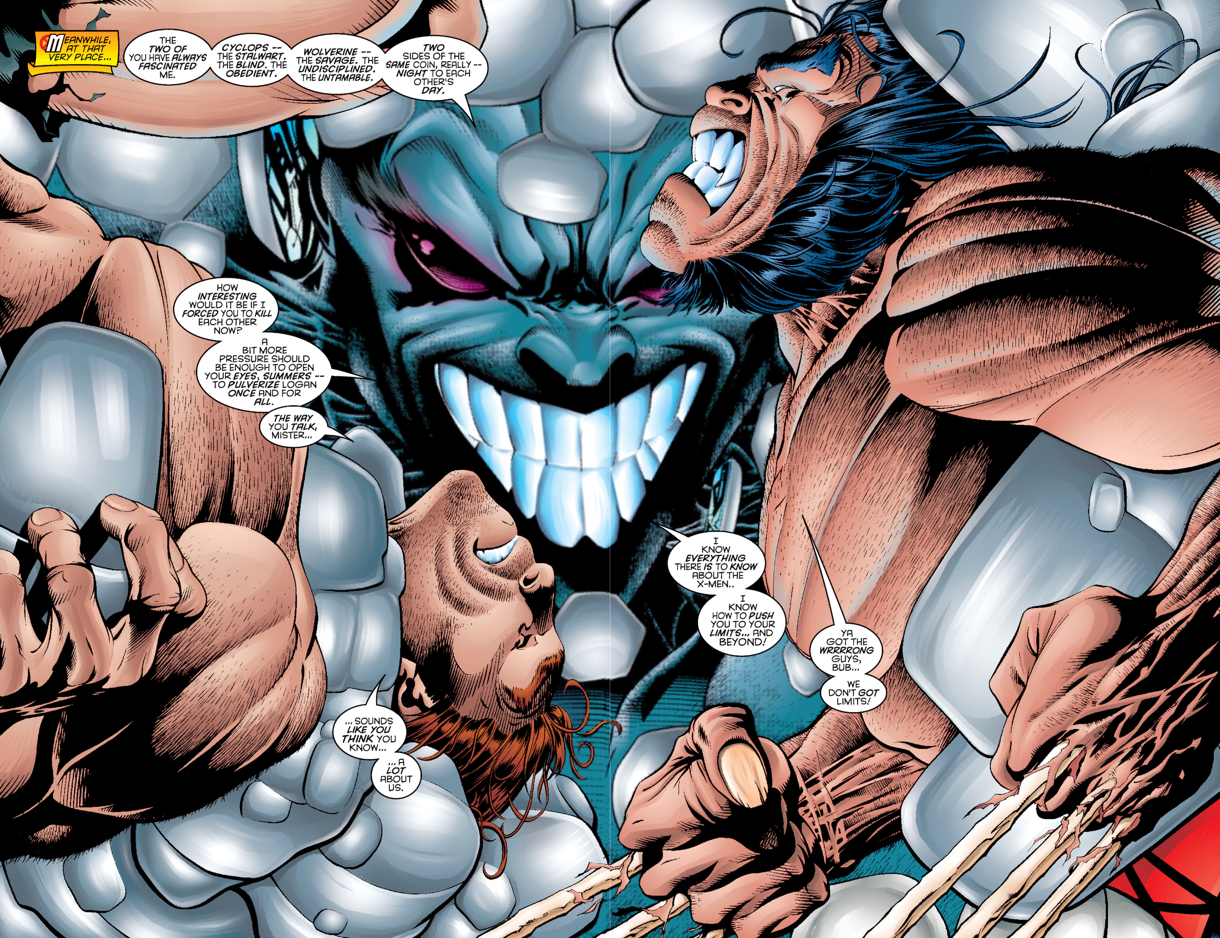 X-Men (1991) 50 Page 26