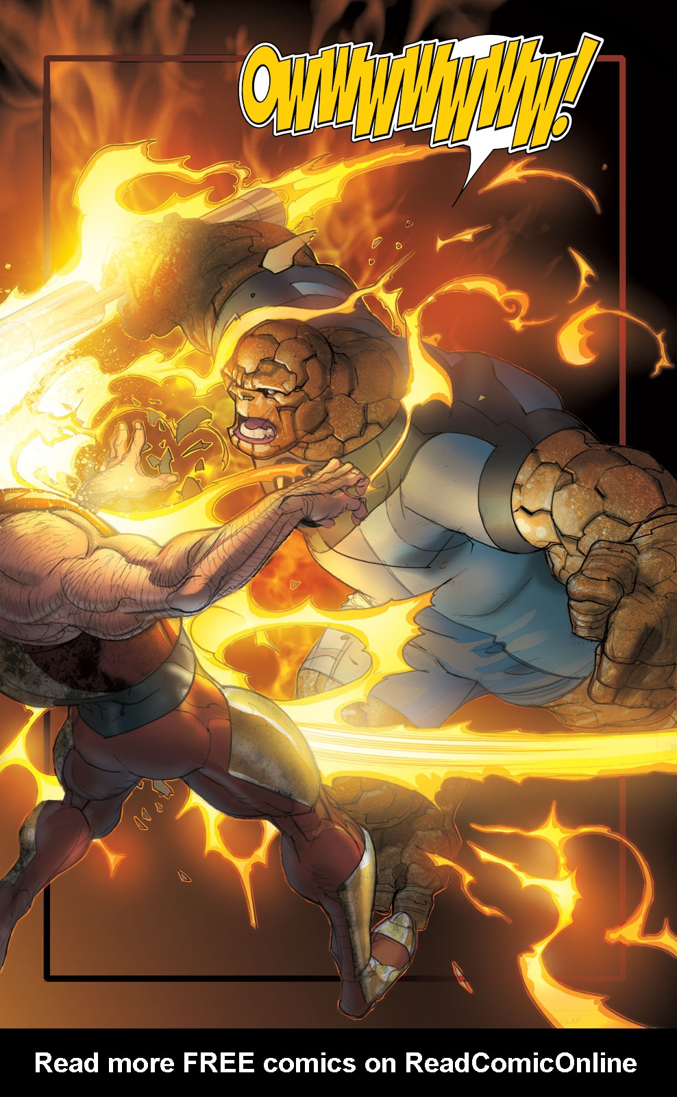 Read online Ultimate Fantastic Four (2004) comic -  Issue #38 - 20
