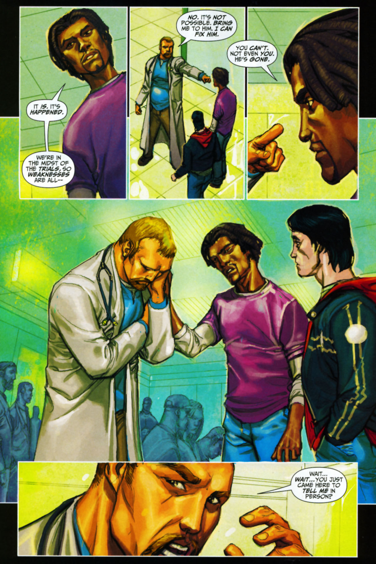 Read online Trials of Shazam comic -  Issue #8 - 14