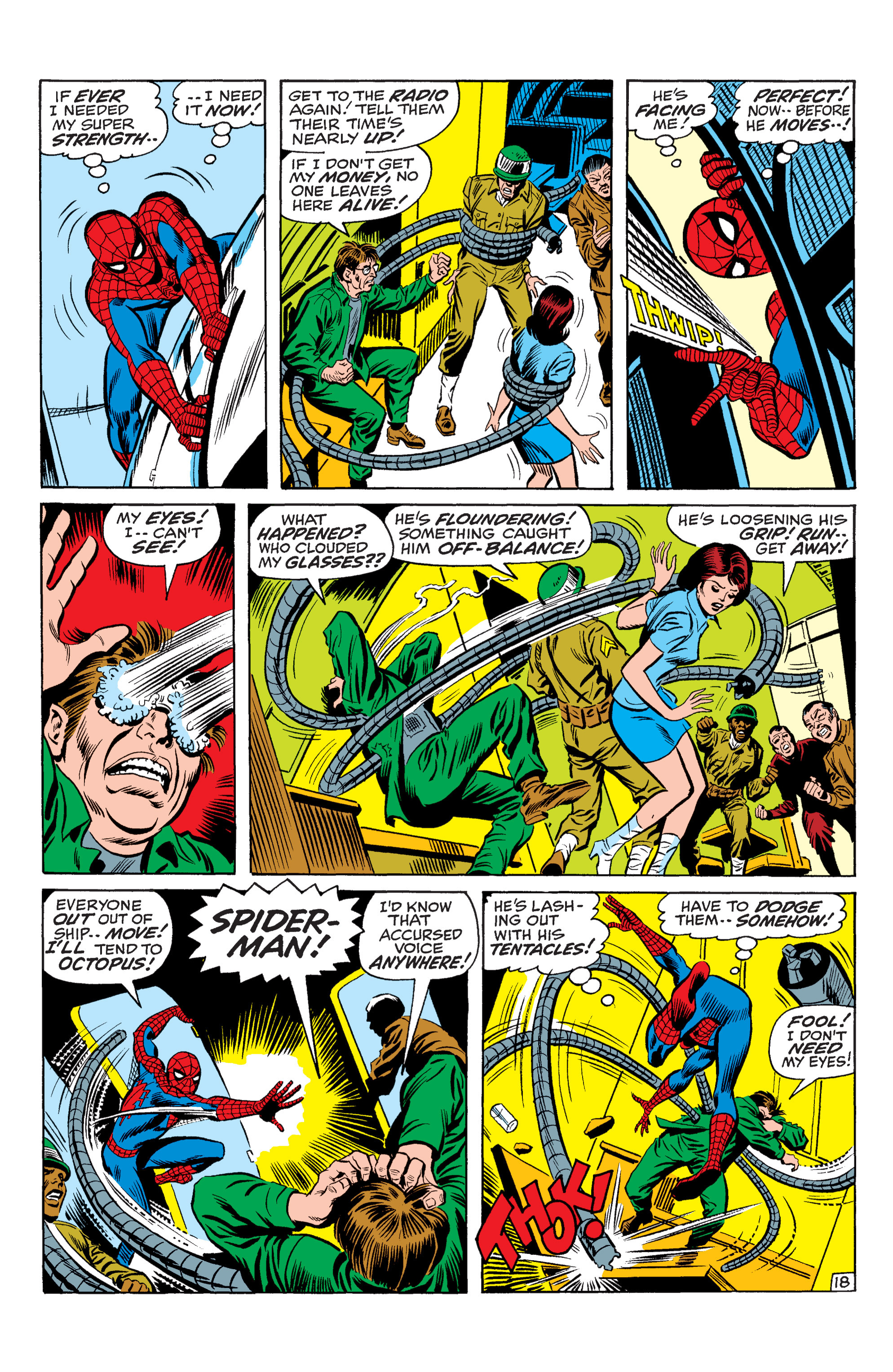The Amazing Spider-Man (1963) 88 Page 17