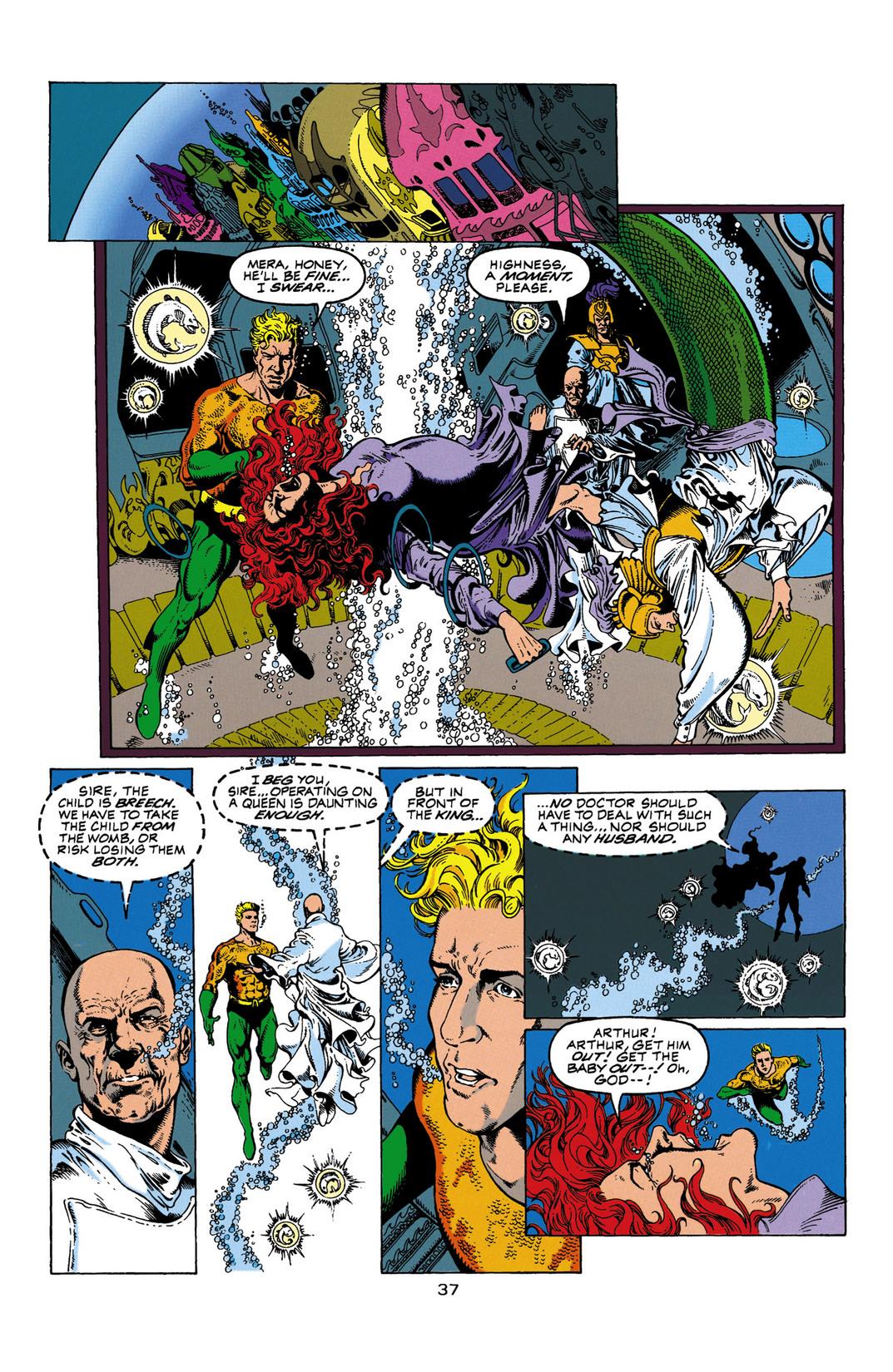 Read online Aquaman (1994) comic -  Issue #Aquaman (1994) _Annual 1 - 38