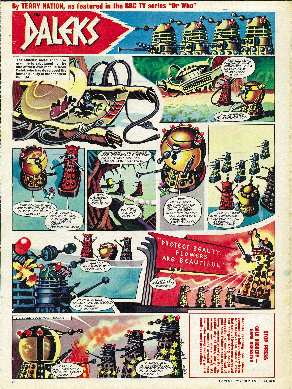 Read online TV Century 21 (TV 21) comic -  Issue #88 - 19