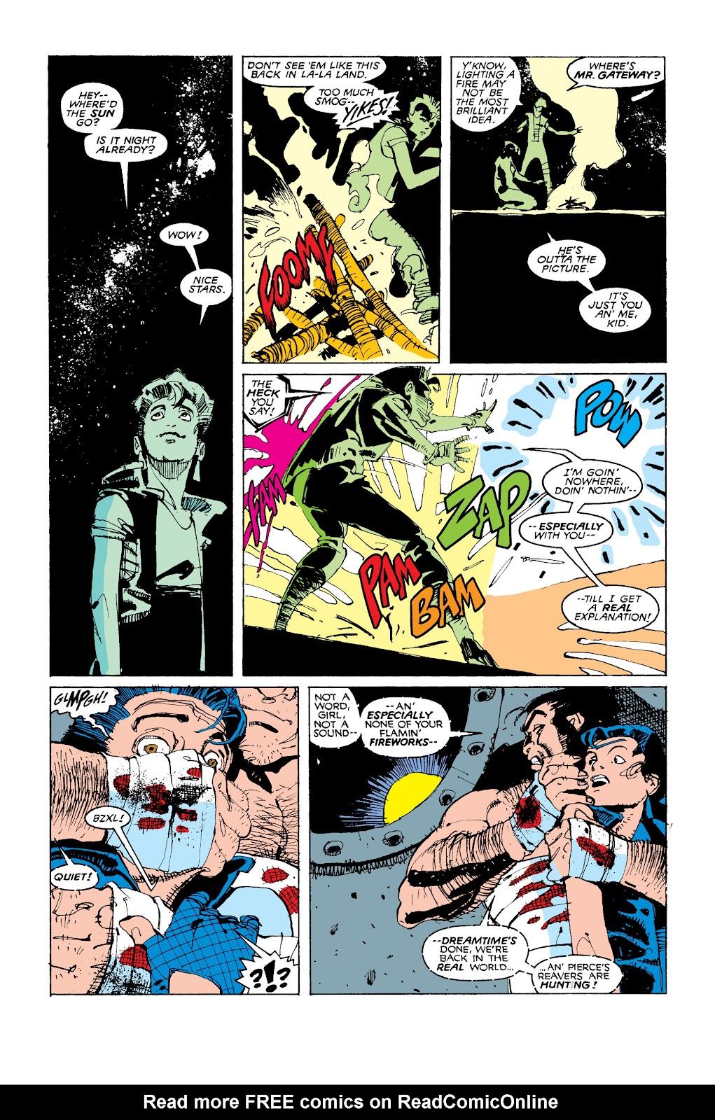 Uncanny X-Men (1963) issue 252 - Page 17